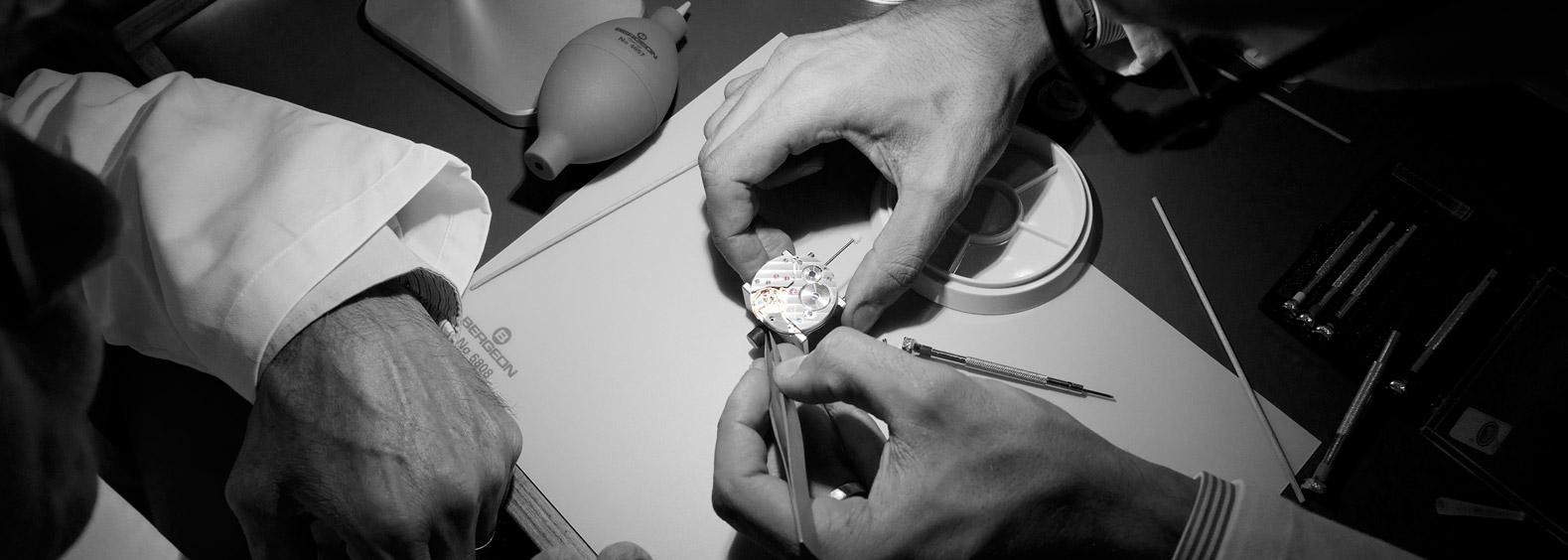 atelier horlogerie