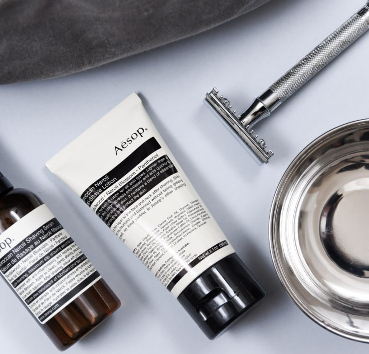 aesop homme