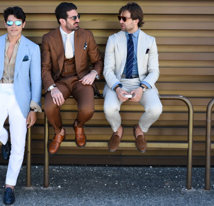 pitti uomo 90 video