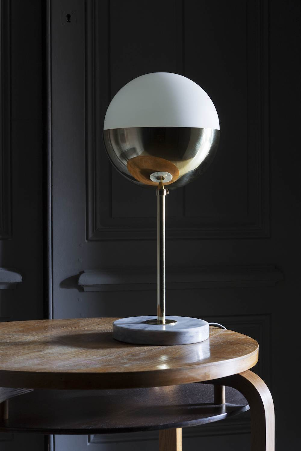 Magic Circus editions Lampe Table 01-T laiton