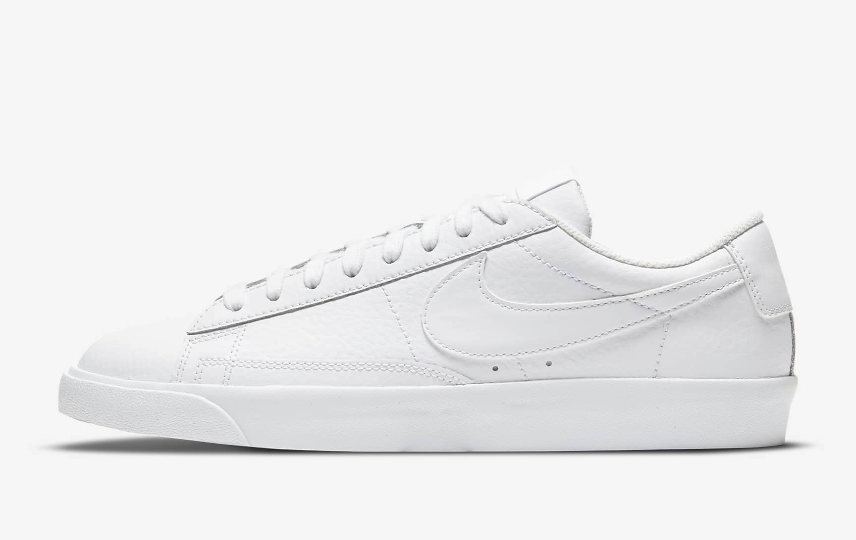 chaussure nike blazer low blanches homme