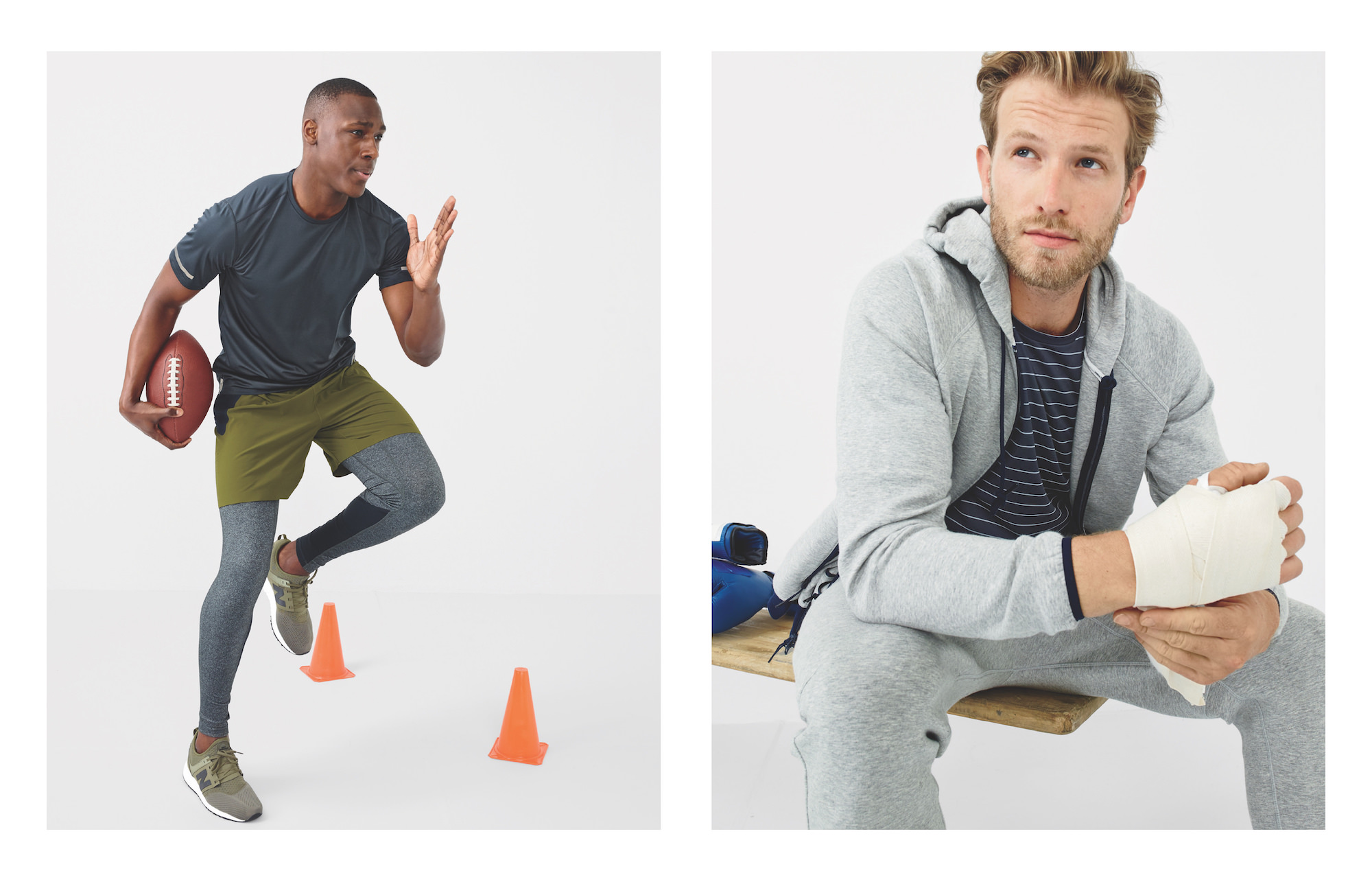 j crew activewear athleisure