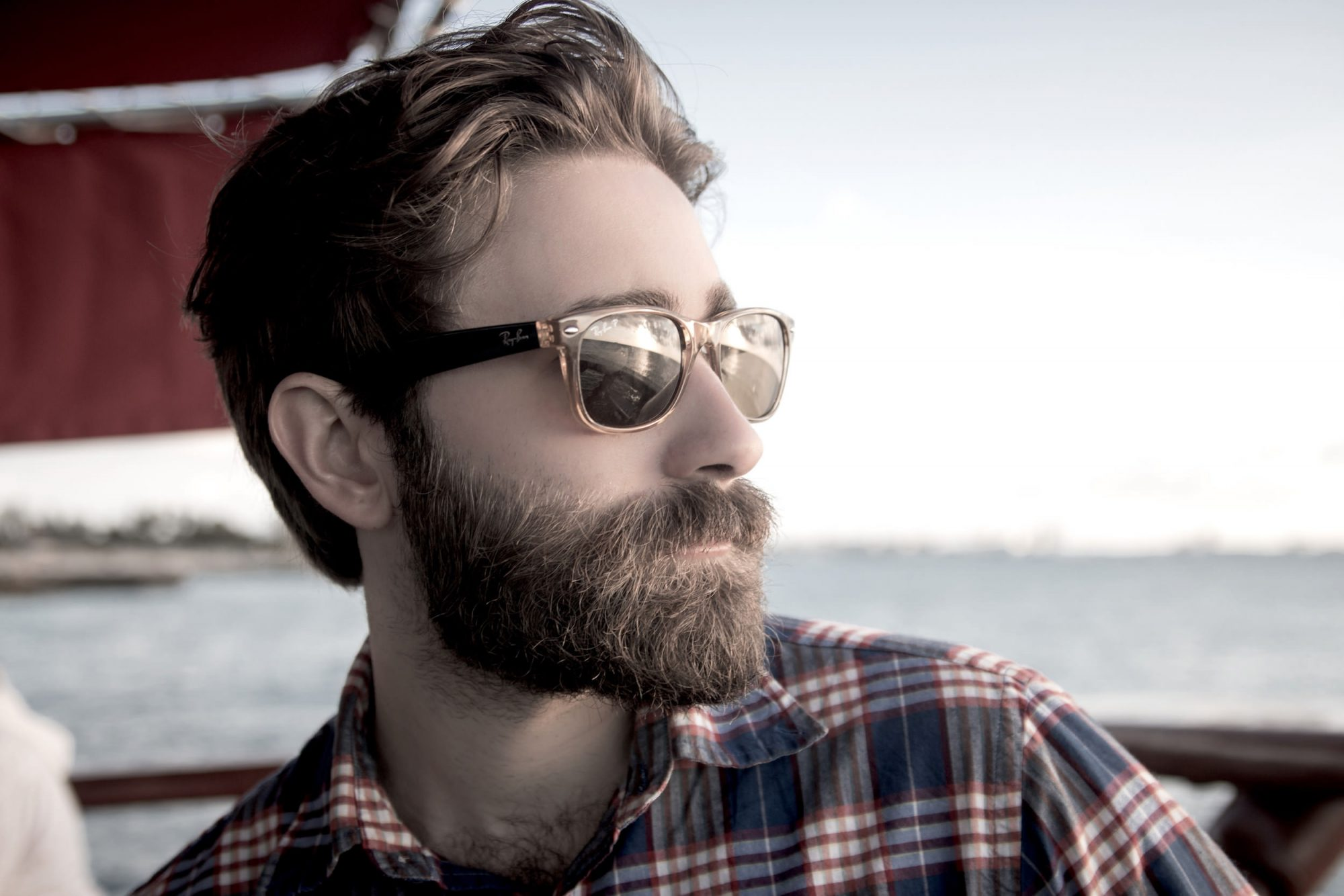 Coupe homme barbe