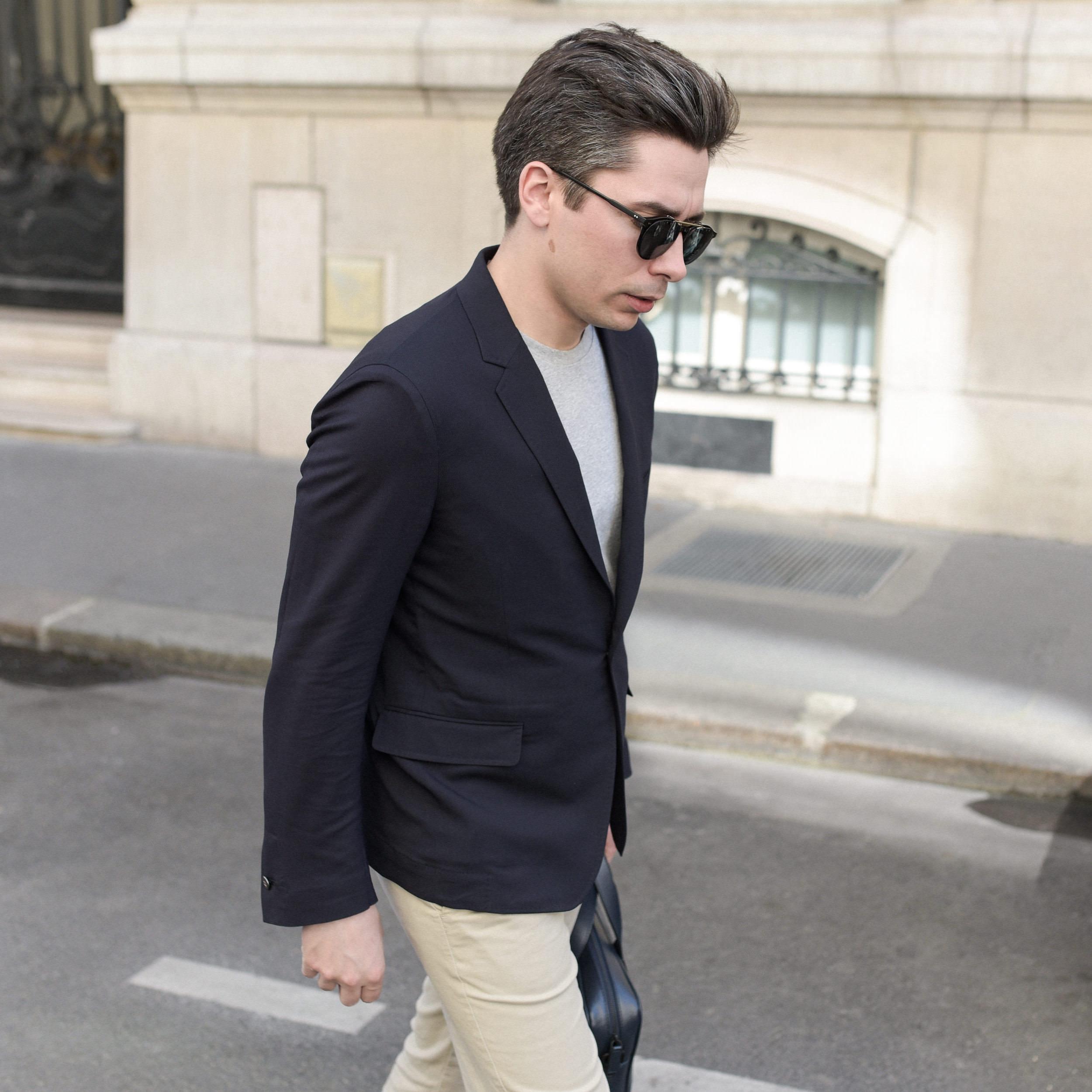 blazer eclectic paris