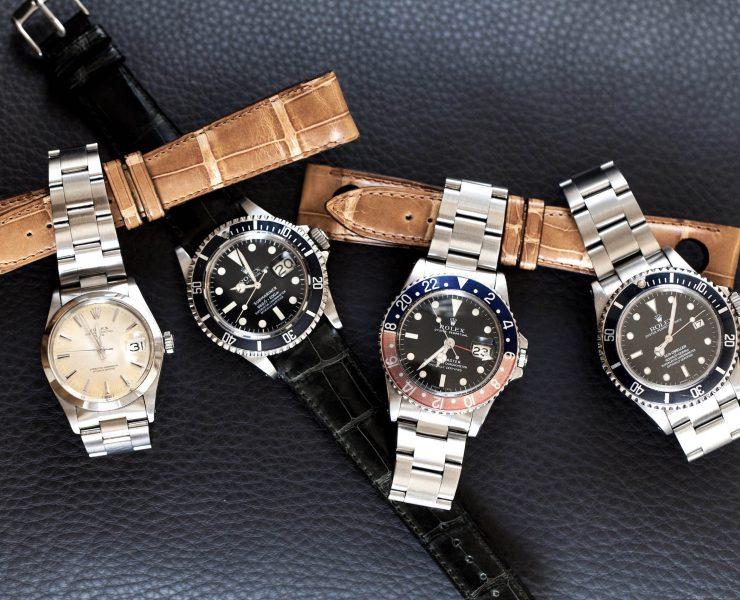 comment bien acheter montre vintage