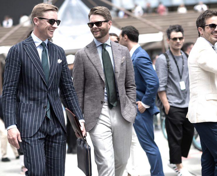 comment s habiller ete homme