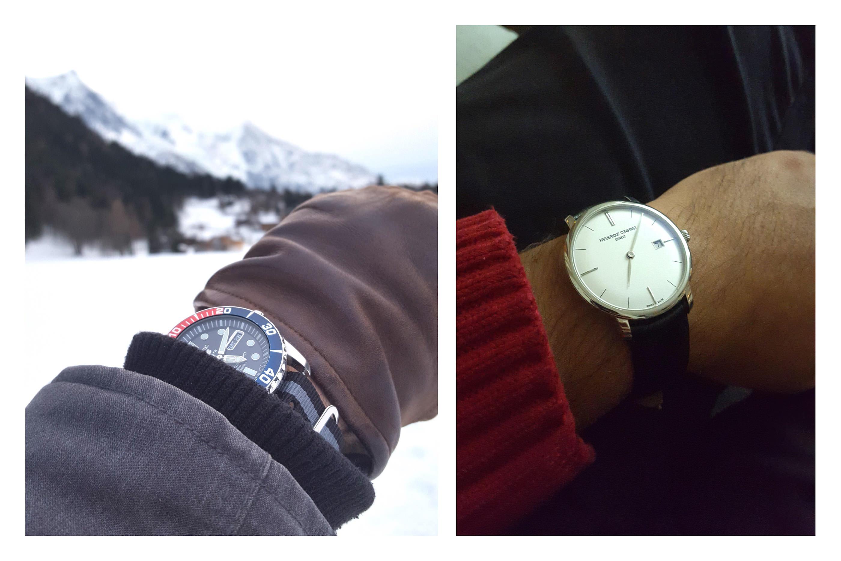 passion horlogerie