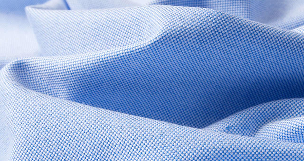 tissu chemise oxford