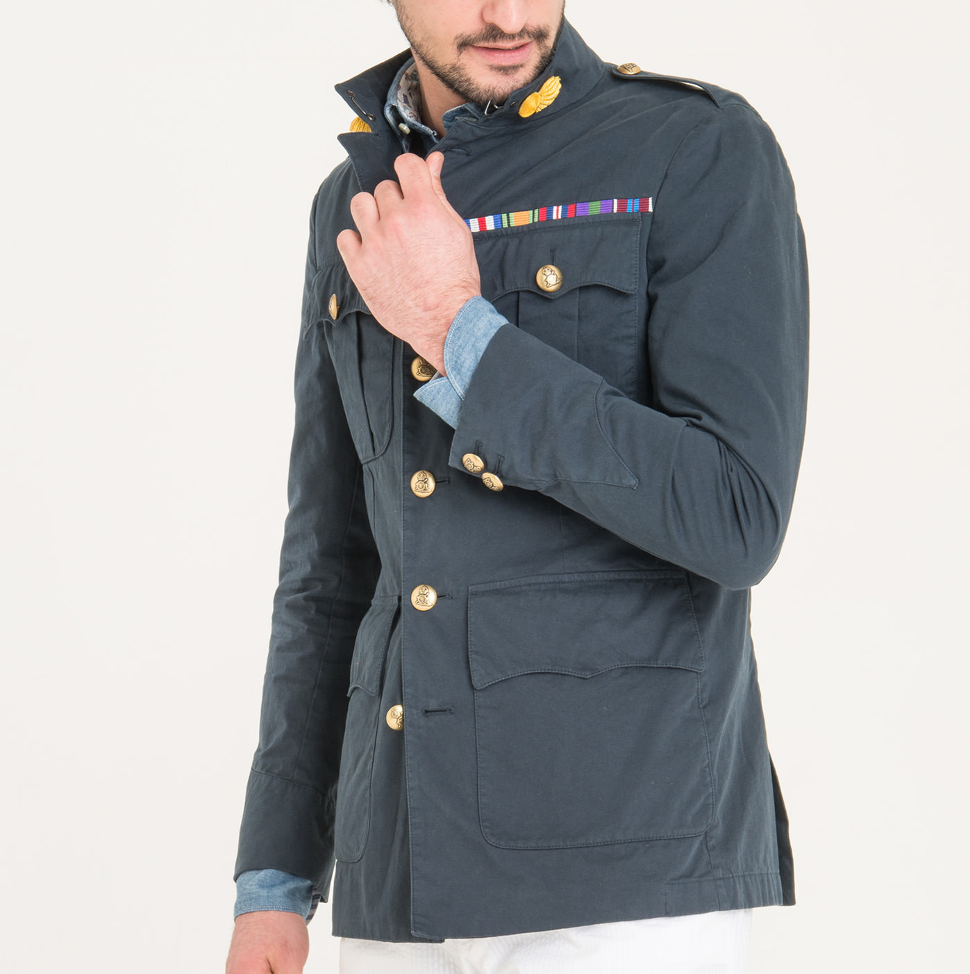 veste lieutenant daniel cremieux