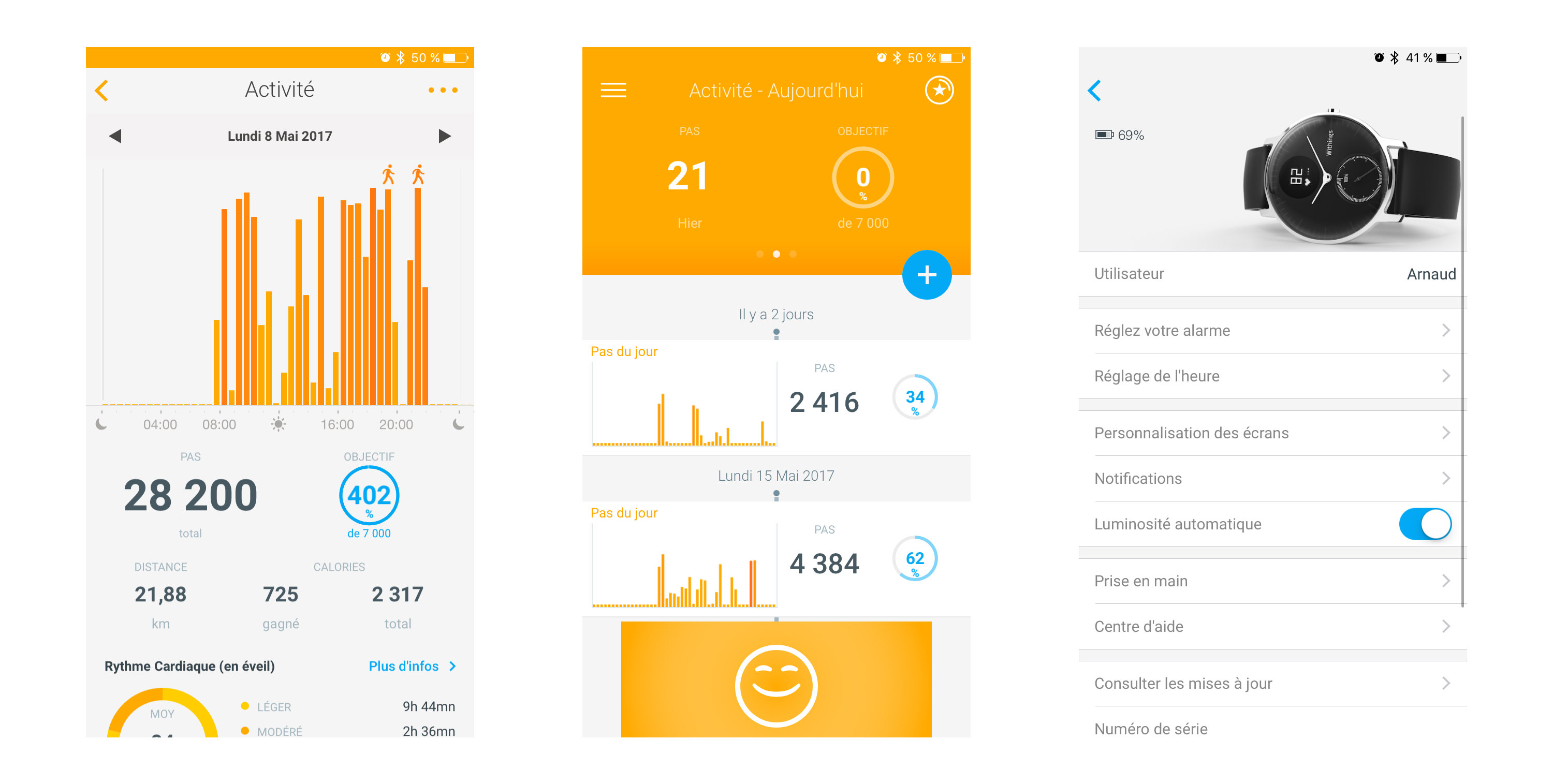 withings app health mate
