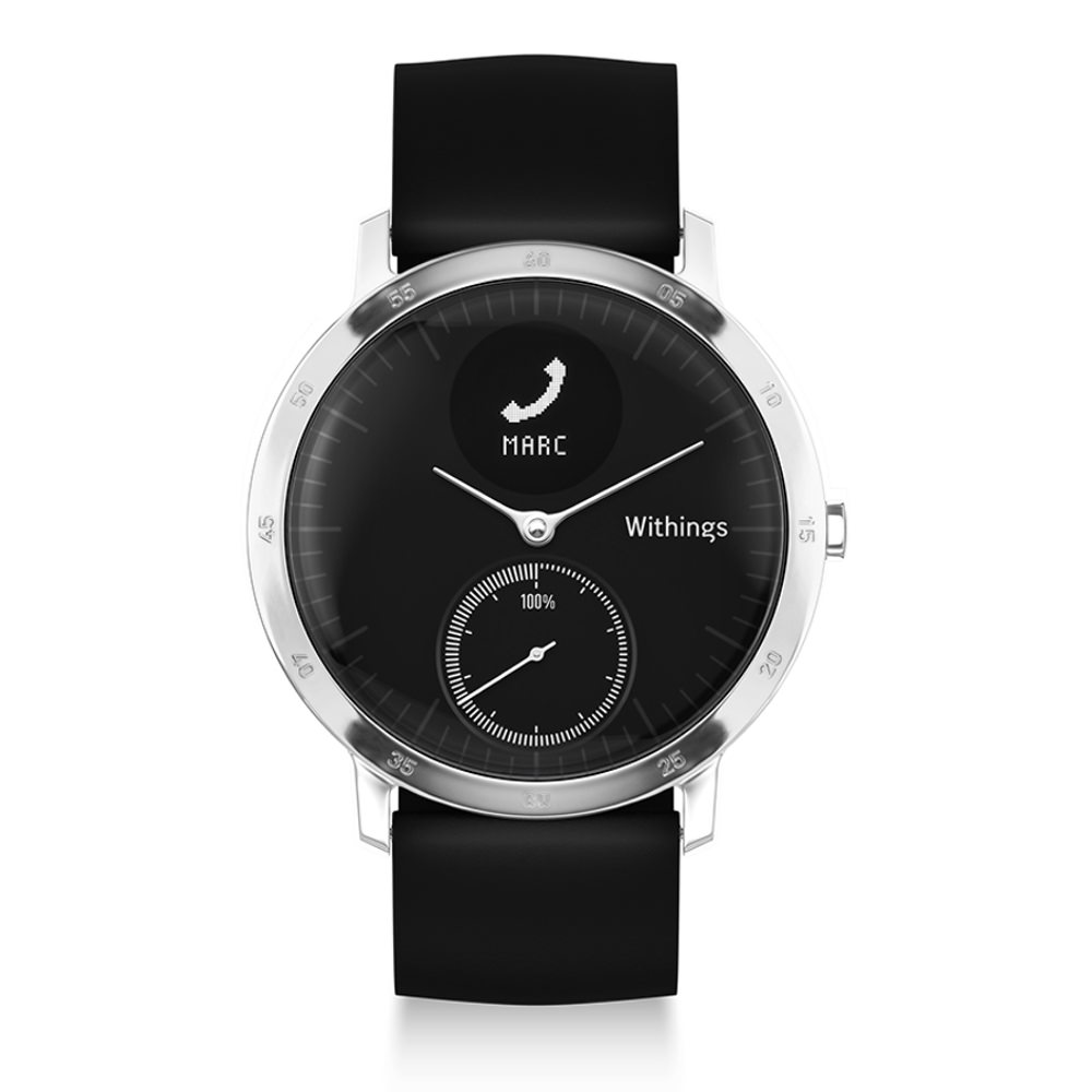withings steel hr 40 homme