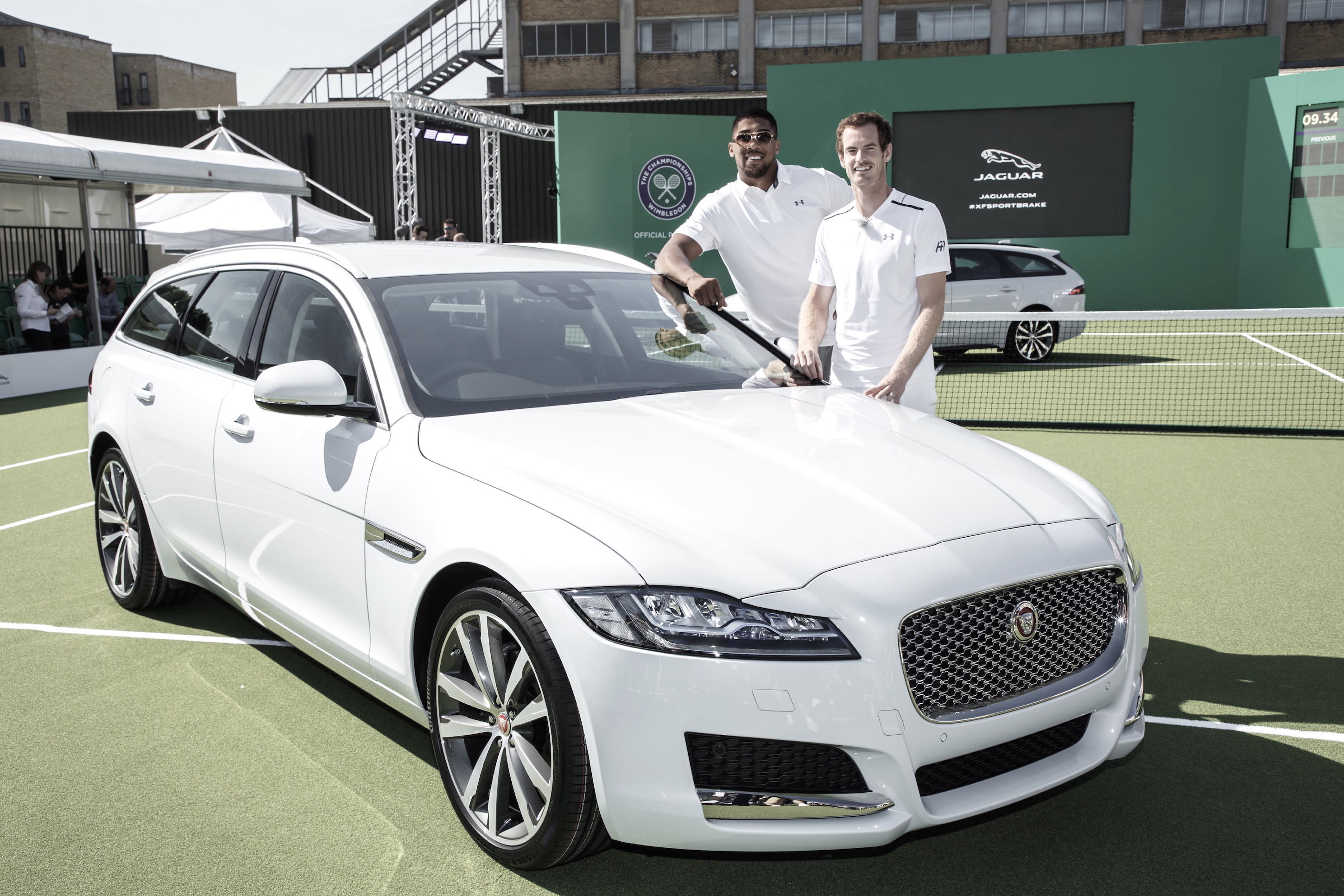 andy murray jaguar