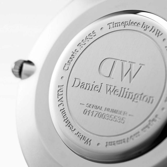 daniel wellington boitier