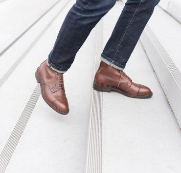 crockett jones test avis chaussures homme