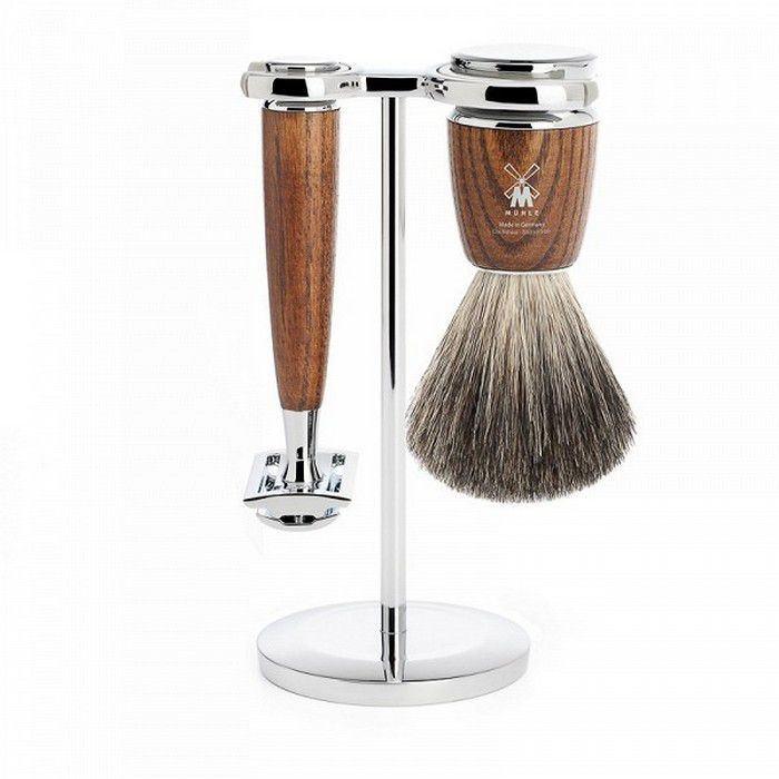set-de-rasage-3-pieces-rasoir-de-surete-en-bois-et-metal-muhle-ig-4553