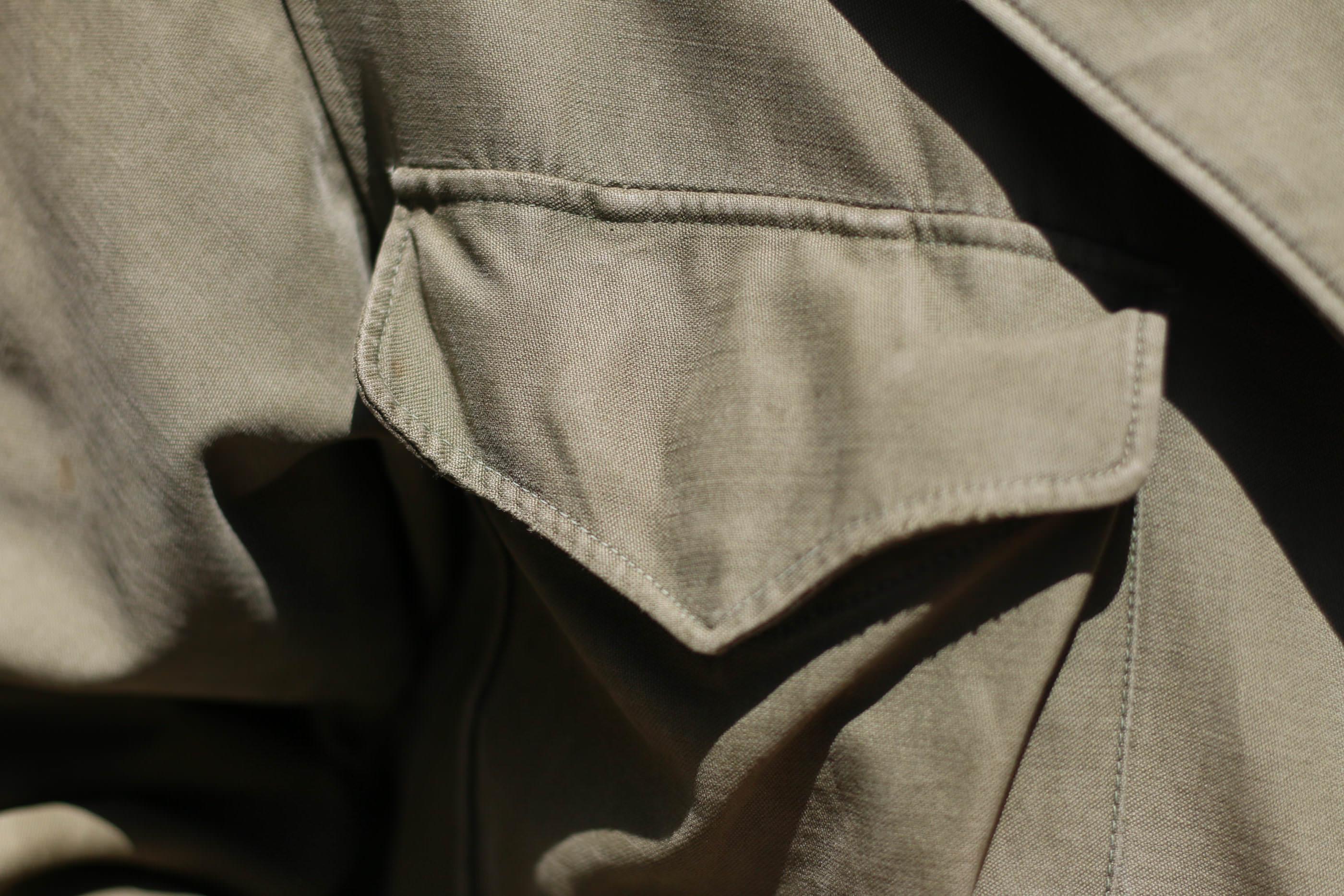 Tissu m-1943 OD7 Olive Drab n 7.