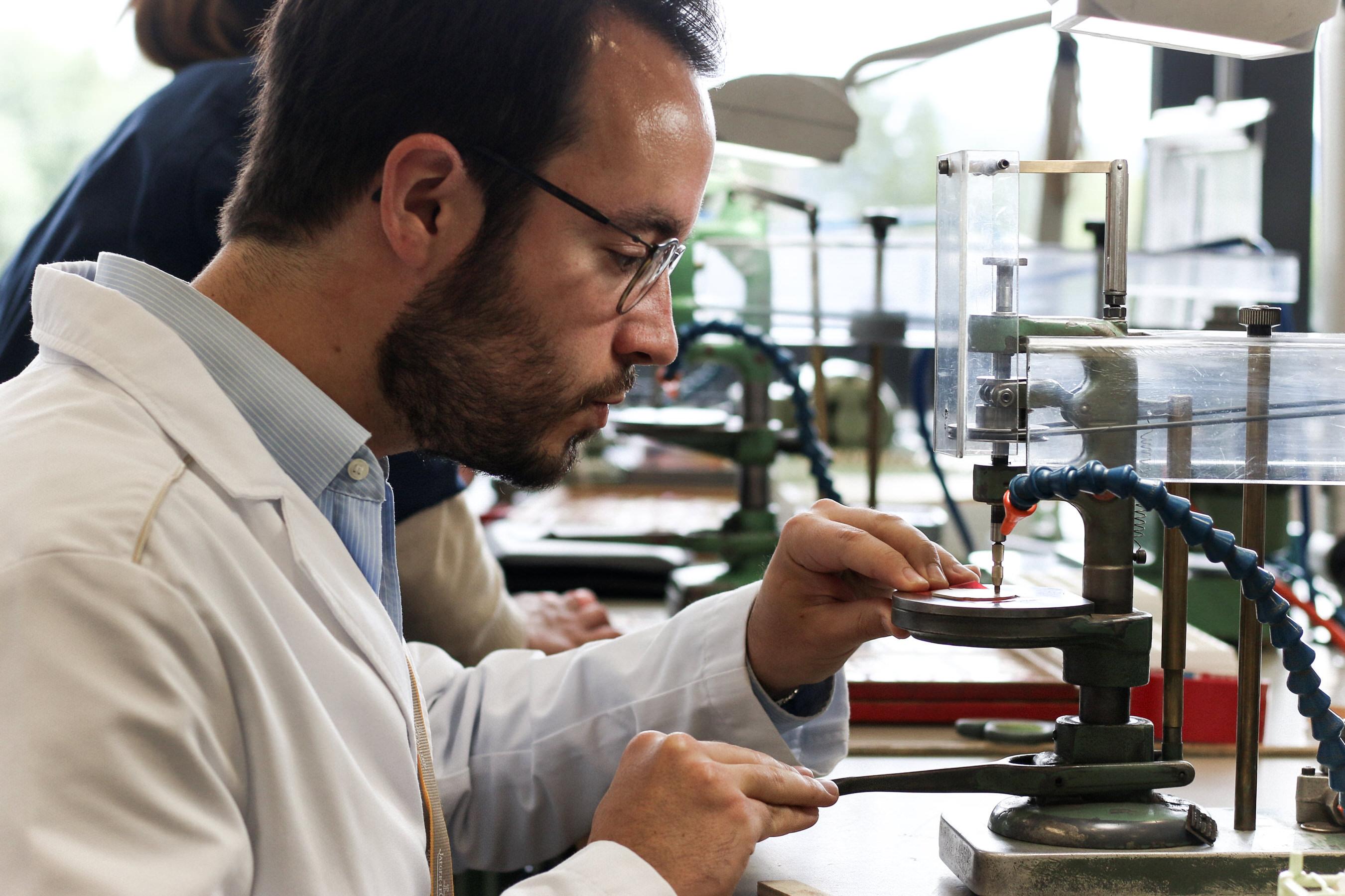 augustin combremont jaeger lecoultre visite manufacture