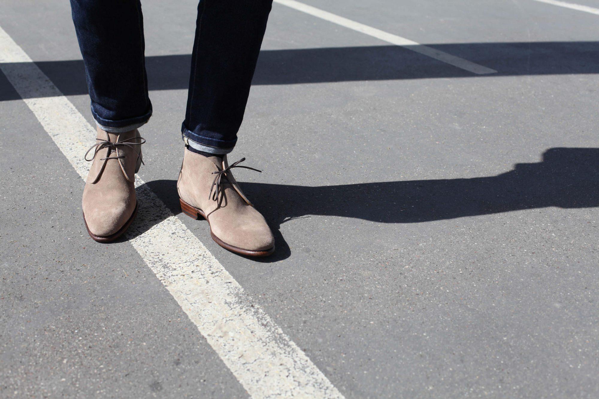Comment nettoyer ses chaussures en cuir daim cuir nubuck cuir su de - Nettoyer des chaussures en daim ...