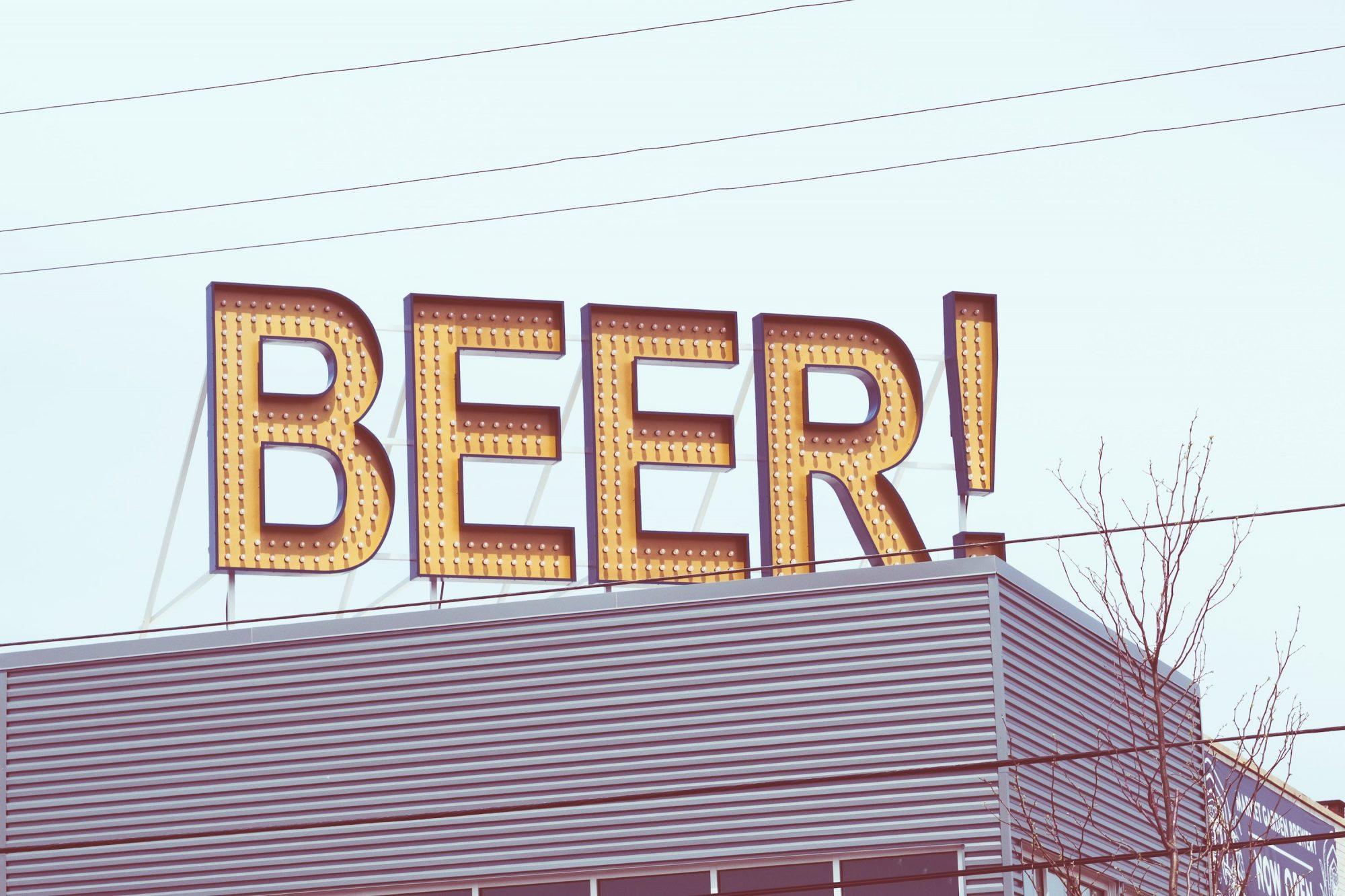 insigne beer - comment choisir et deguster une biere