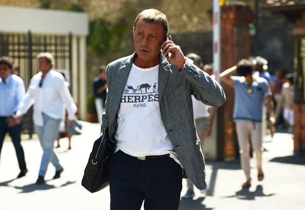 t-shirt herpes