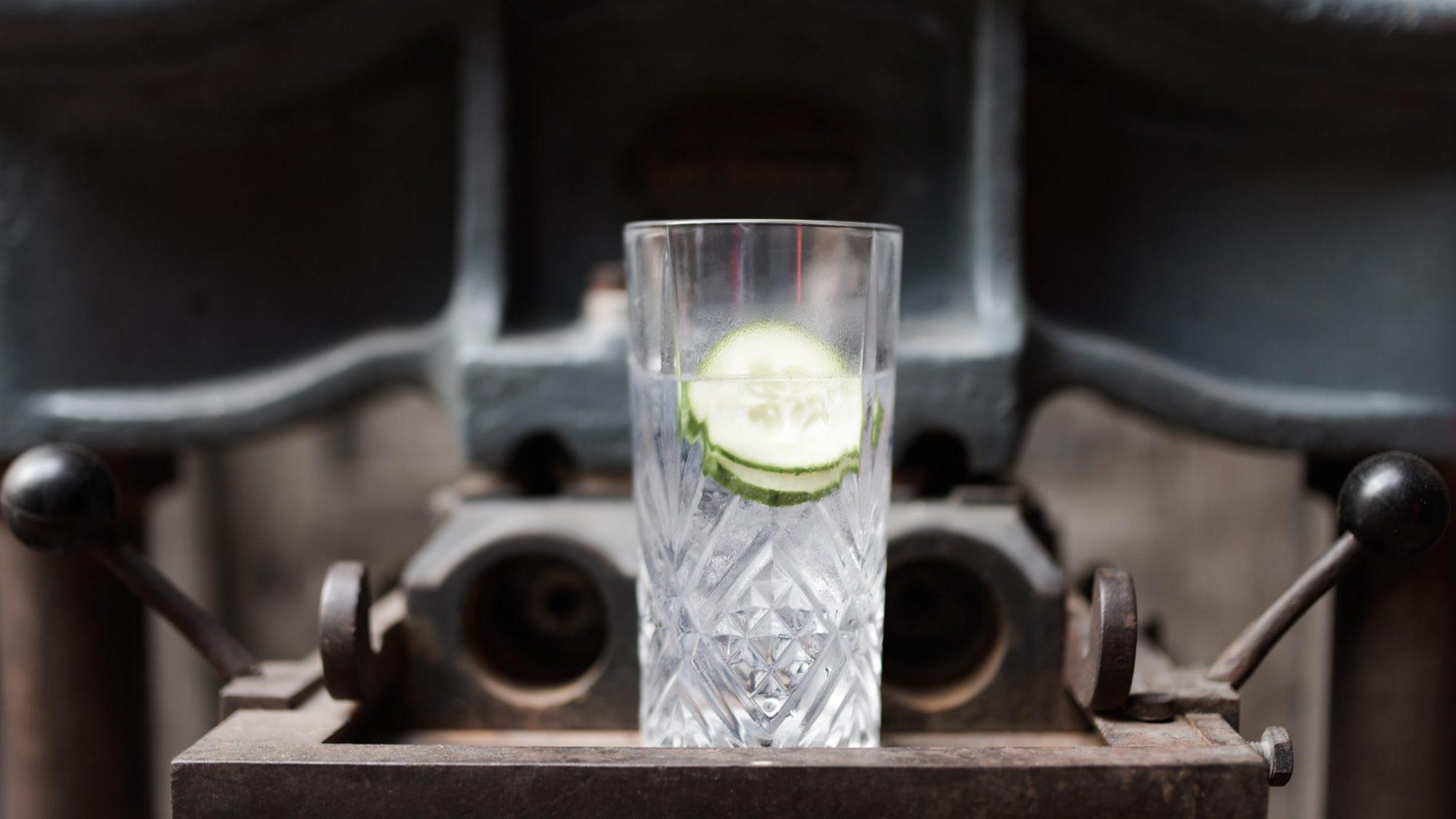 verrre gin tonic