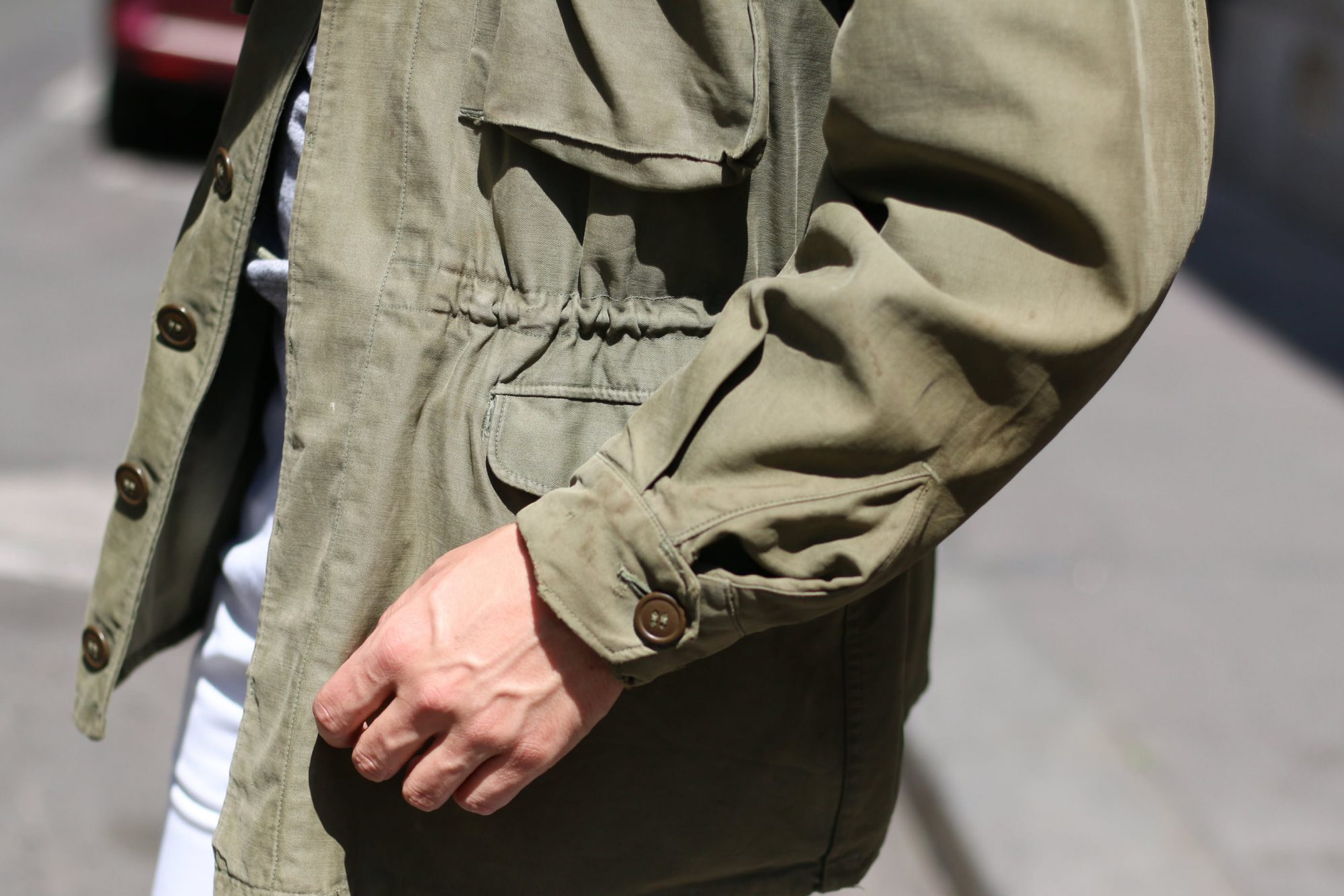 veste m-1943 field jacket