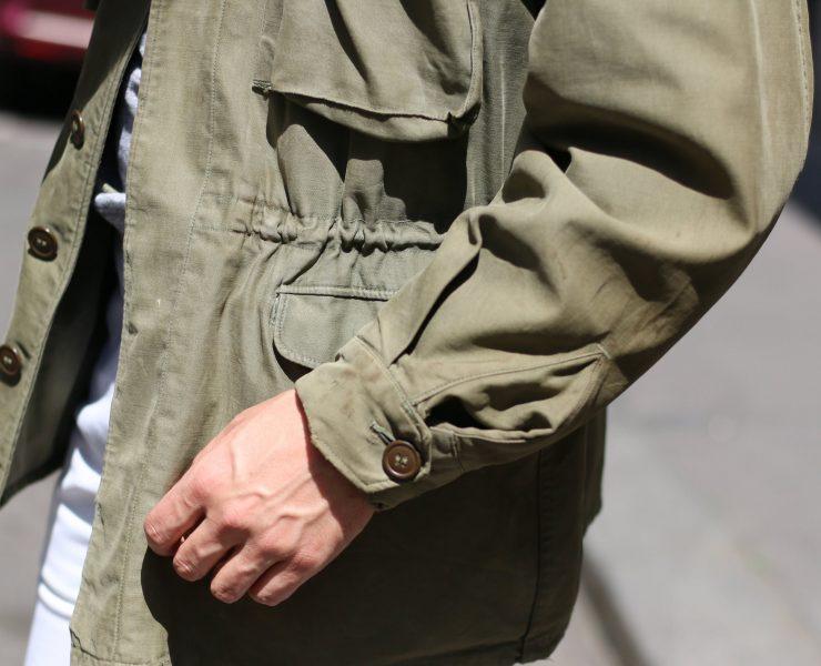 veste m-1943 field jacket