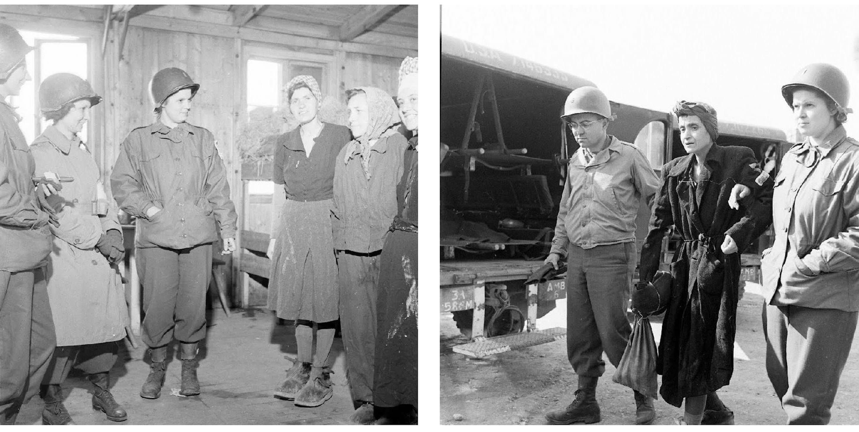 veste m-1943 m43 femme