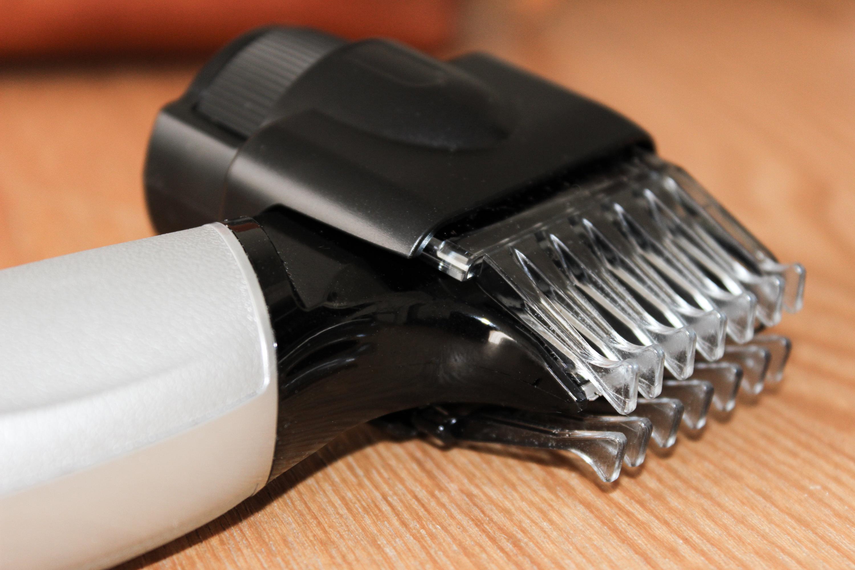 tete reglable tondeuse barbe