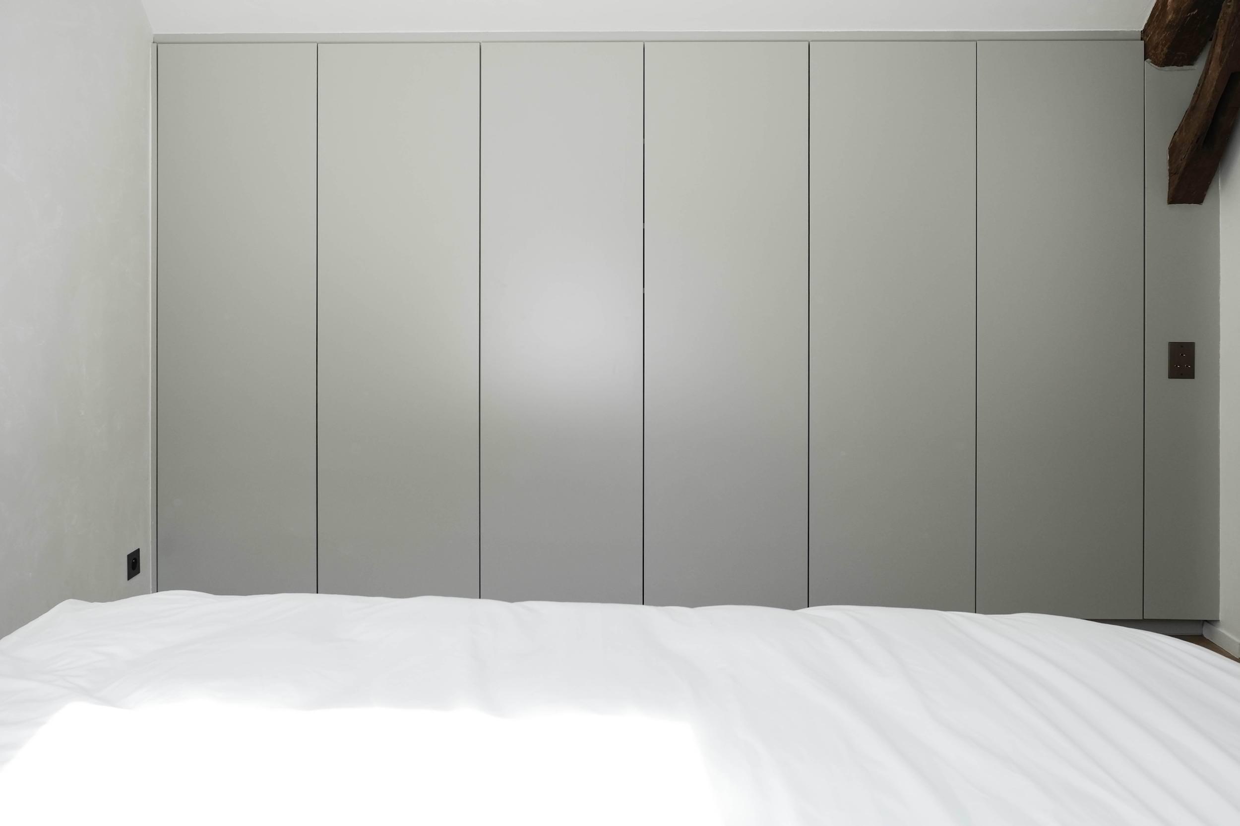 Portes Dressing schmidt sur-mesure Maison VGL