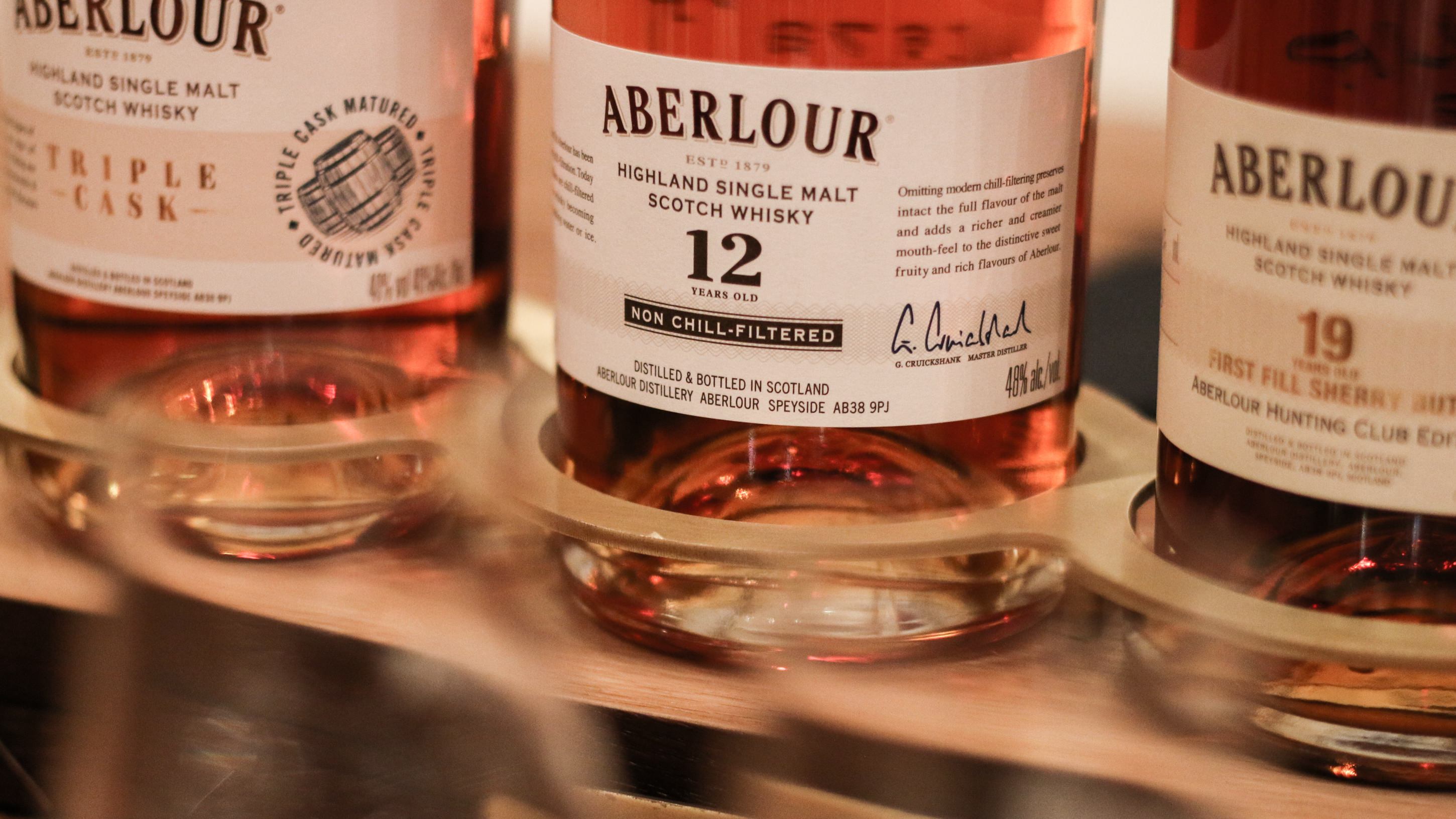 aberlour 12 ans non chilled filtered