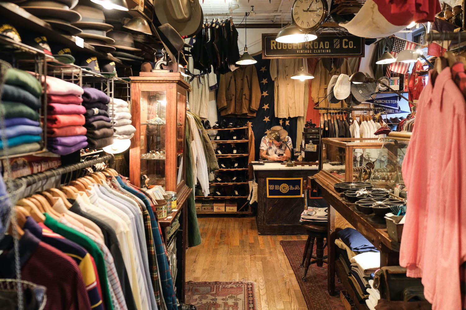 boutique Rugged Road Co brooklyn