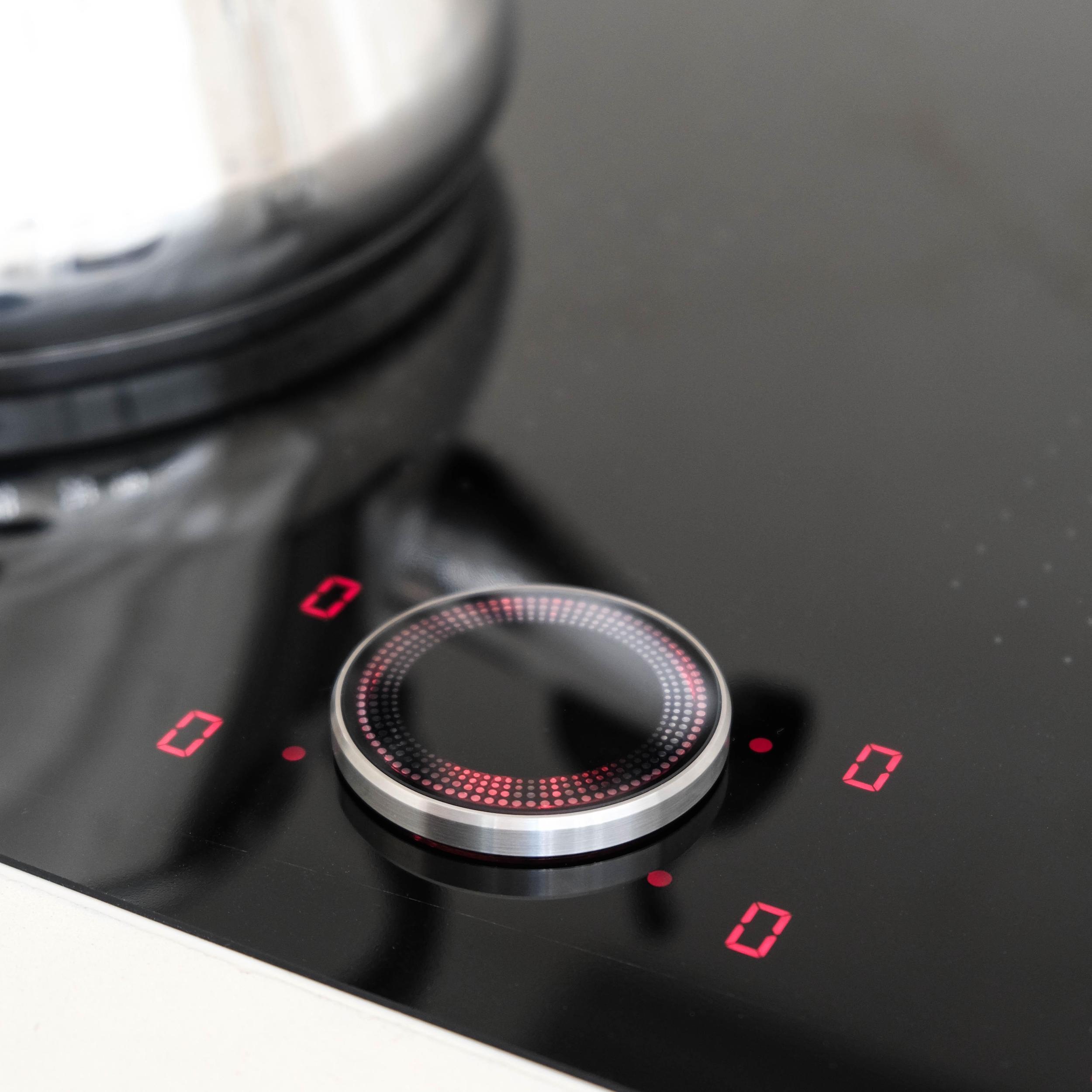 bouton plaque de cuisson neff