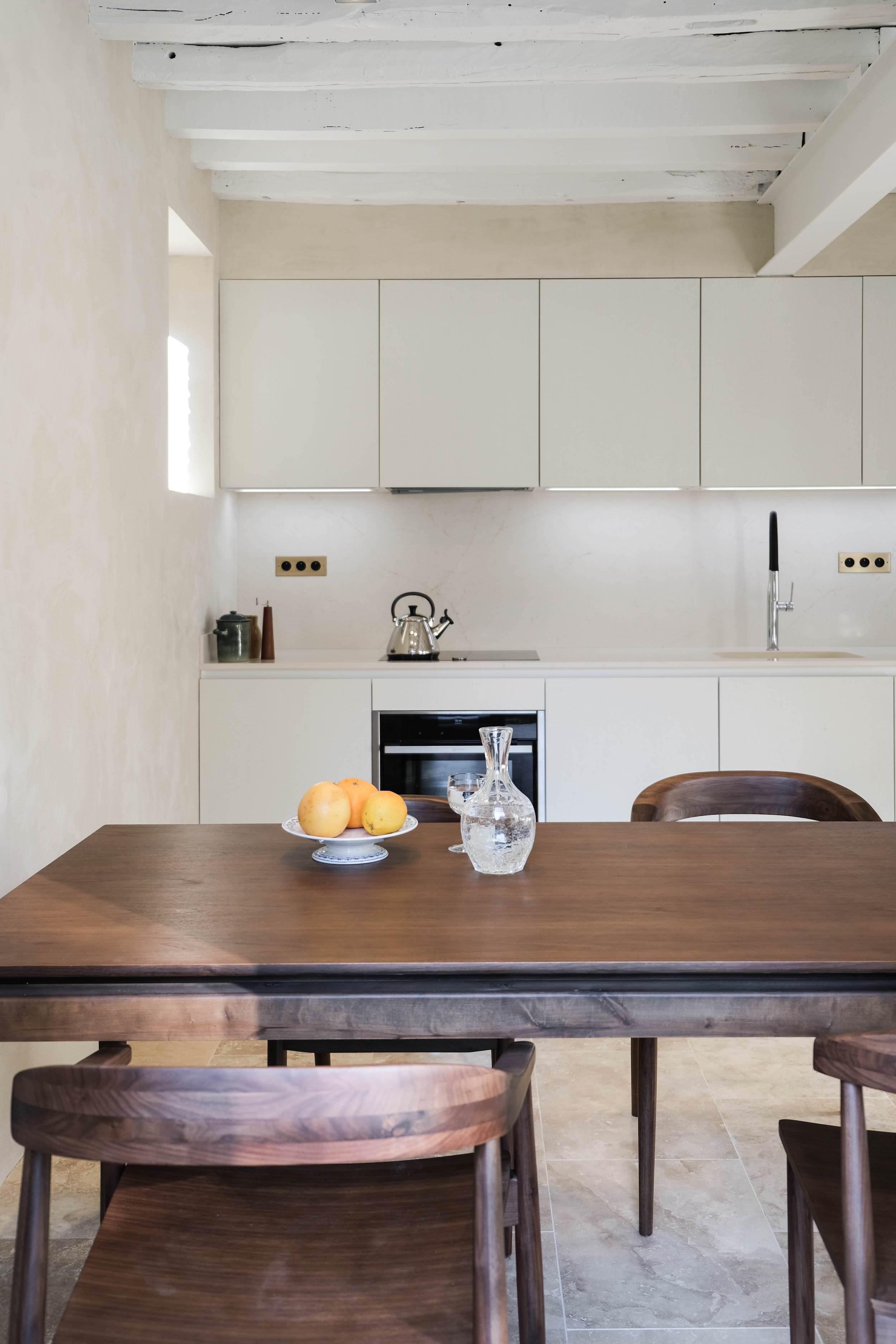 cuisine maison vgl vu depuis la table