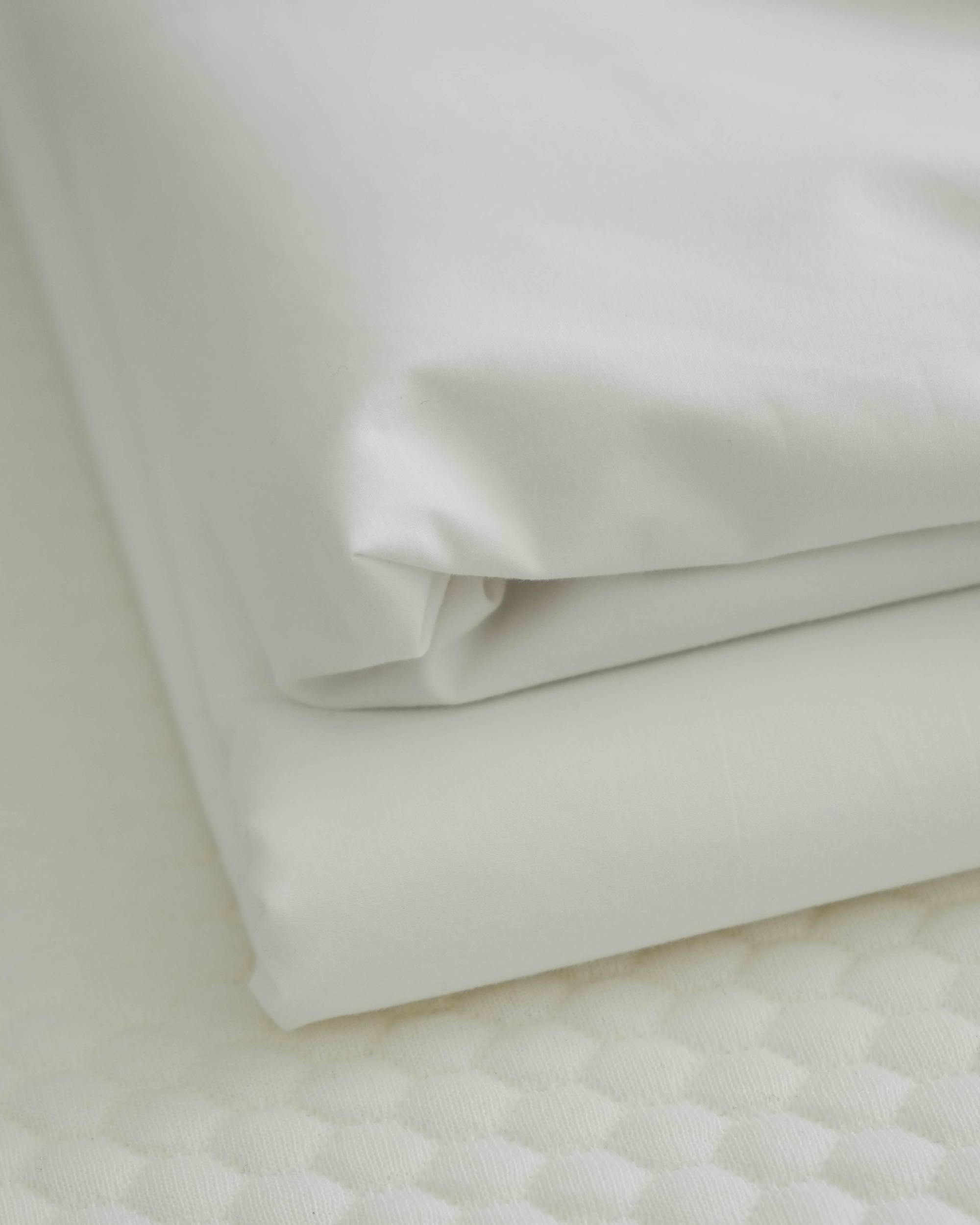 draps blanc
