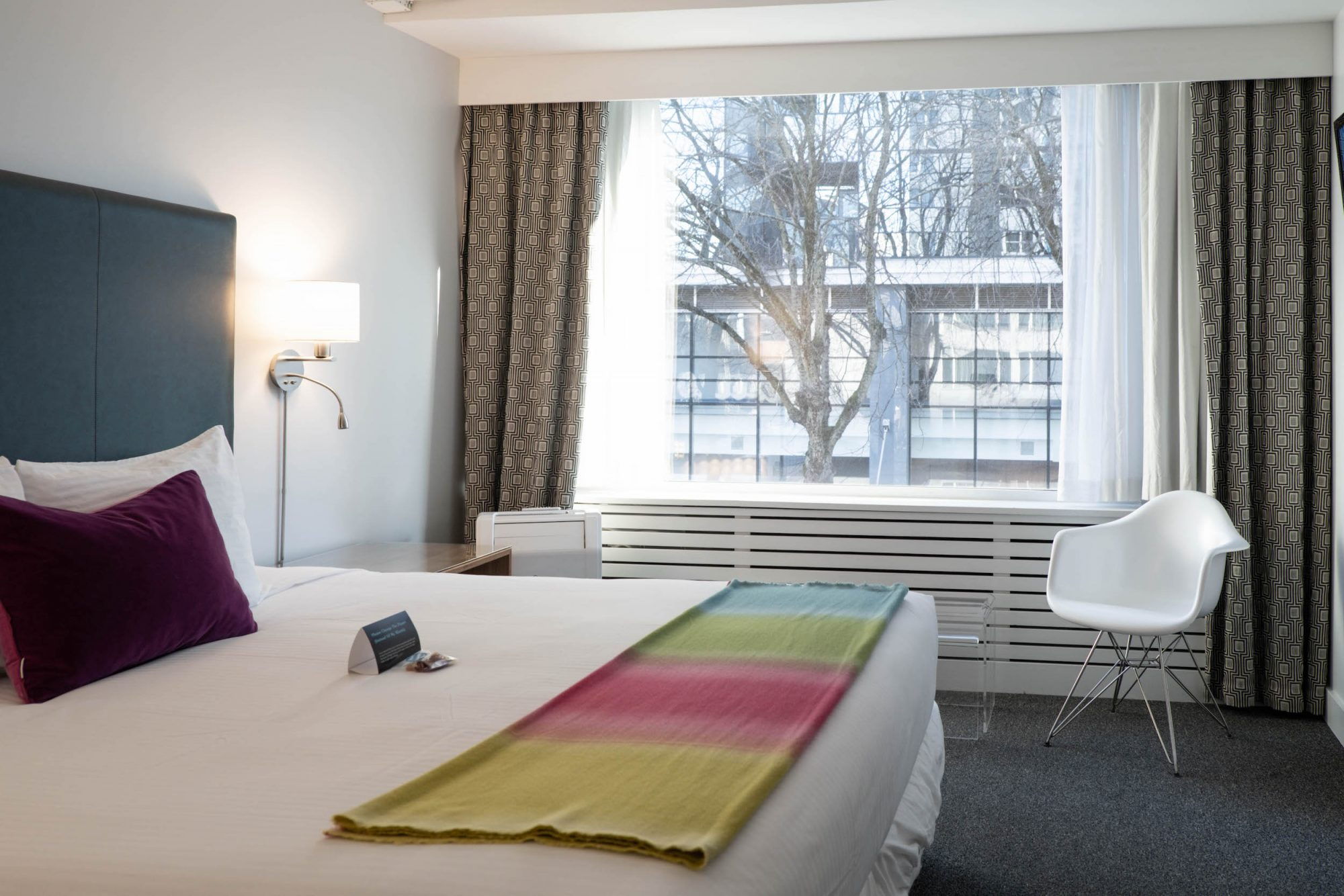 Chambre the Burrard Hôtel