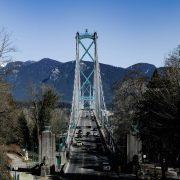 lion gate bridge vancouver