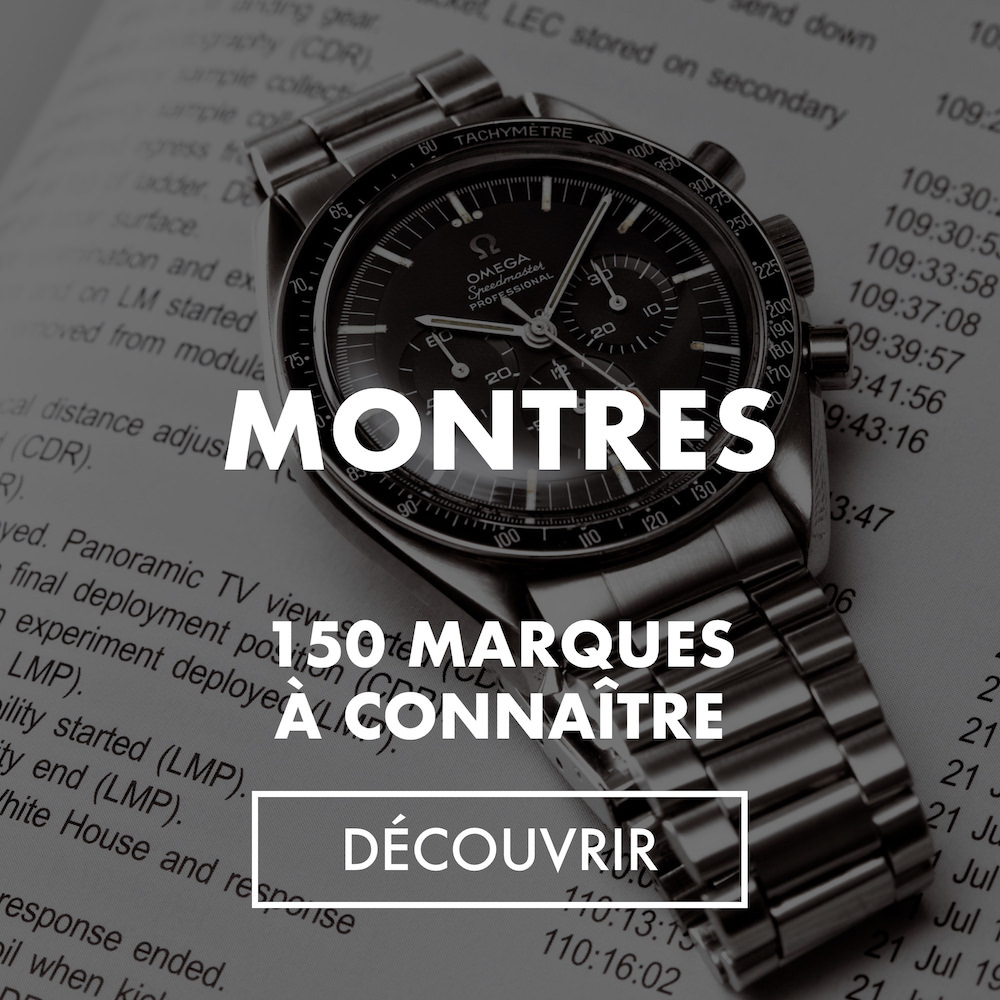 marques de montres homme