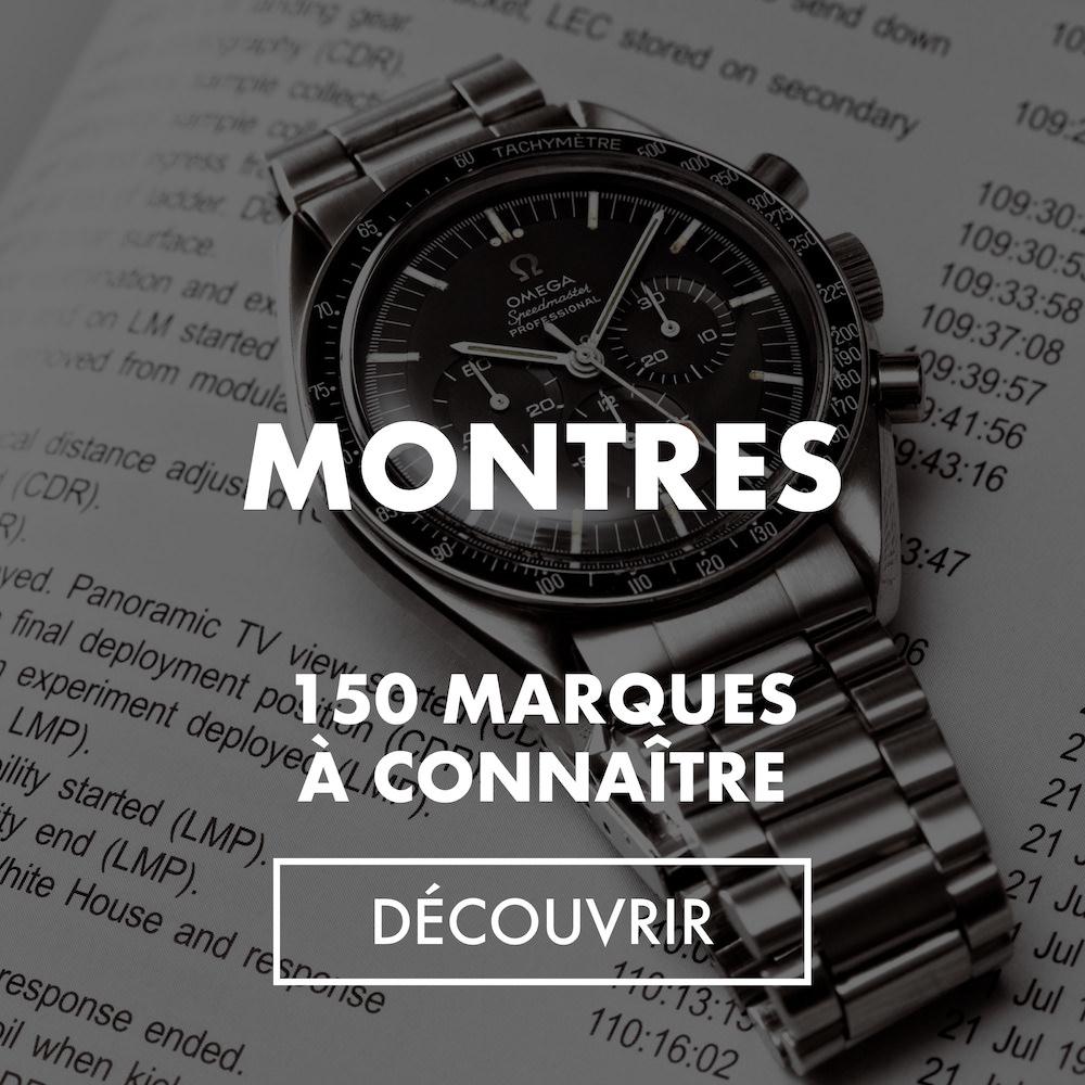 avant-garde de l'époque meilleurs tissus les plus récents Top 10 des montres mythiques pour homme - Liste ultime