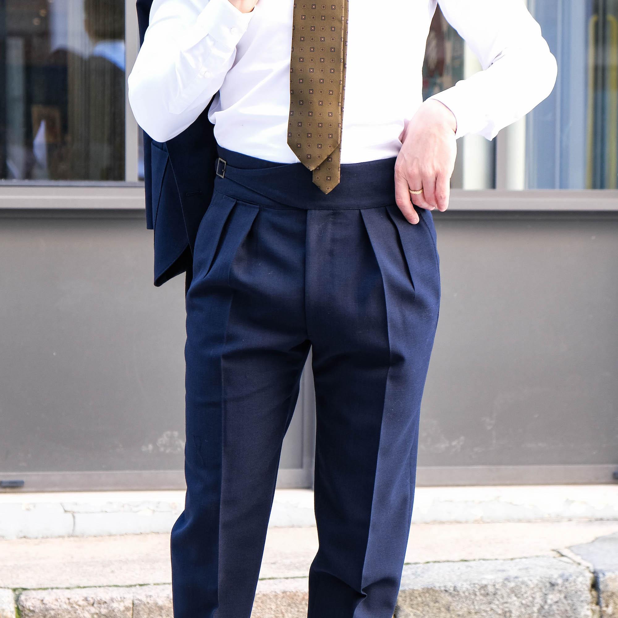 pinces francaise pantalon
