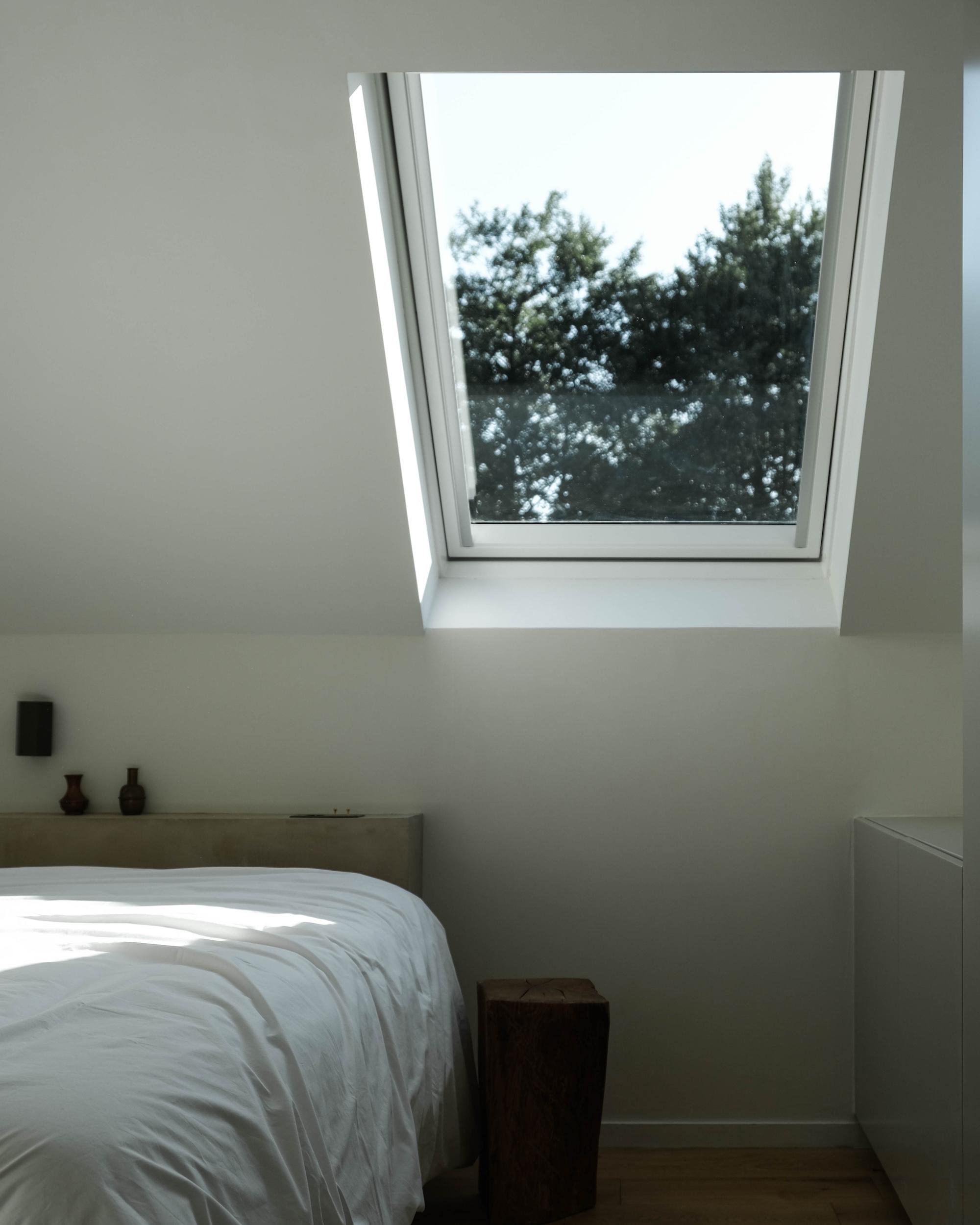 velux fenetre de toit chambre