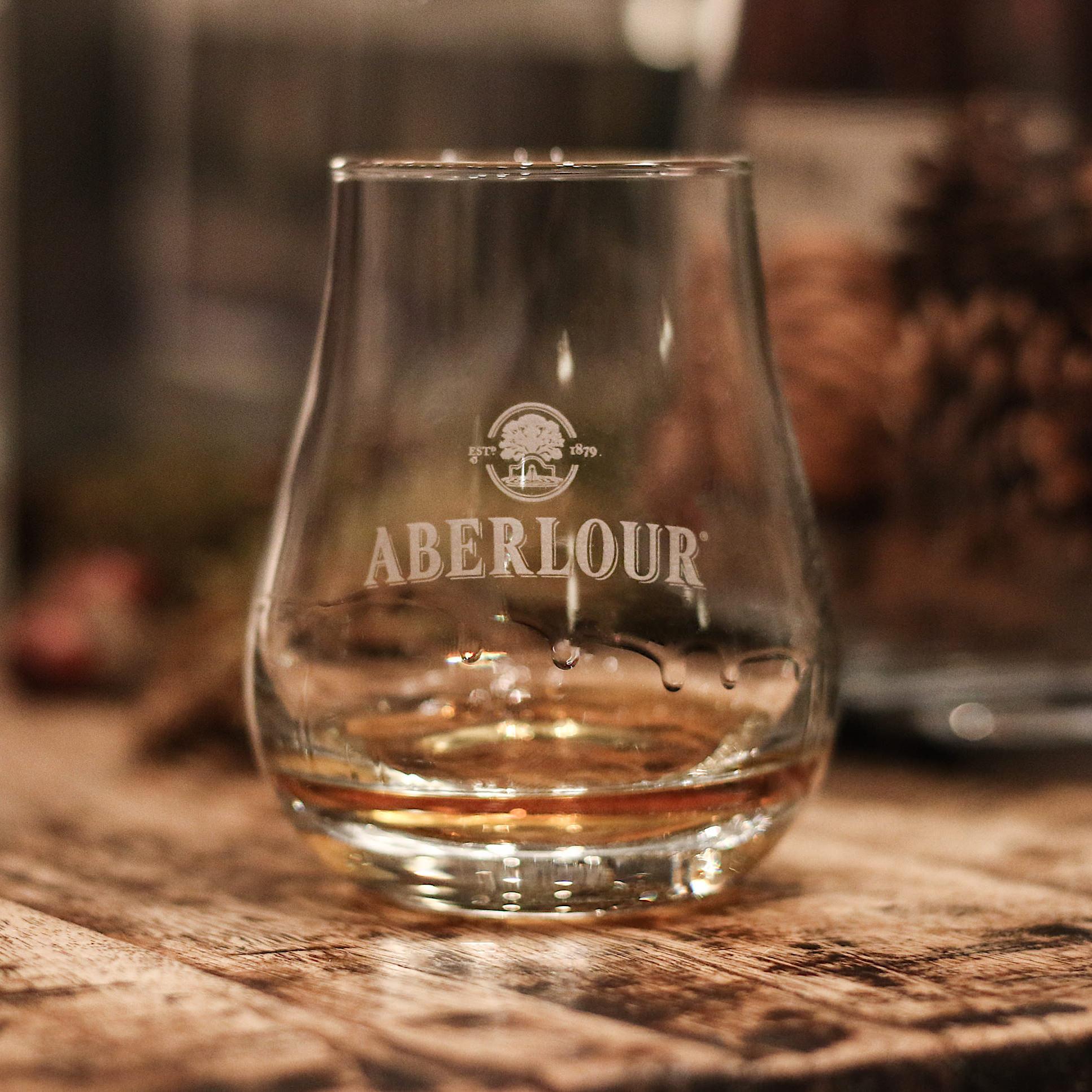 verre whisky aberlour