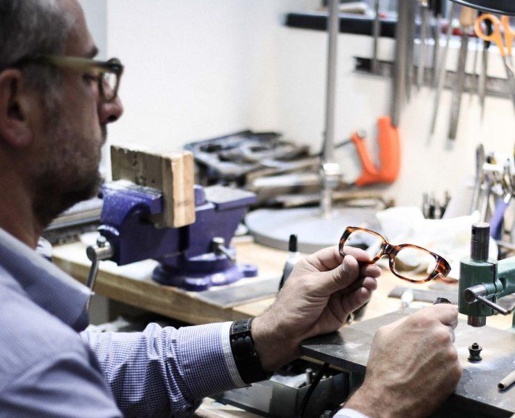 ateliers baudin lunettes sur mesure paris artisanat