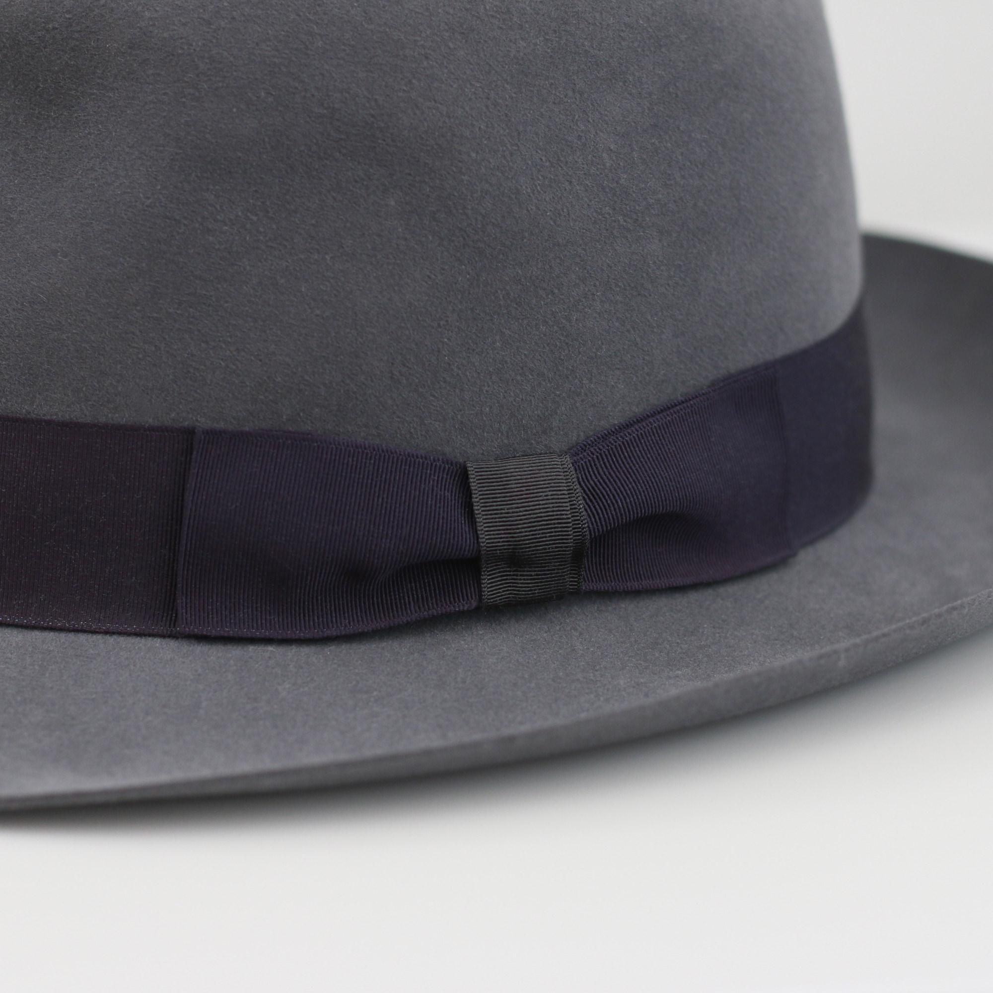 Boucle de chapeau sur-mesure Pauline Brosset