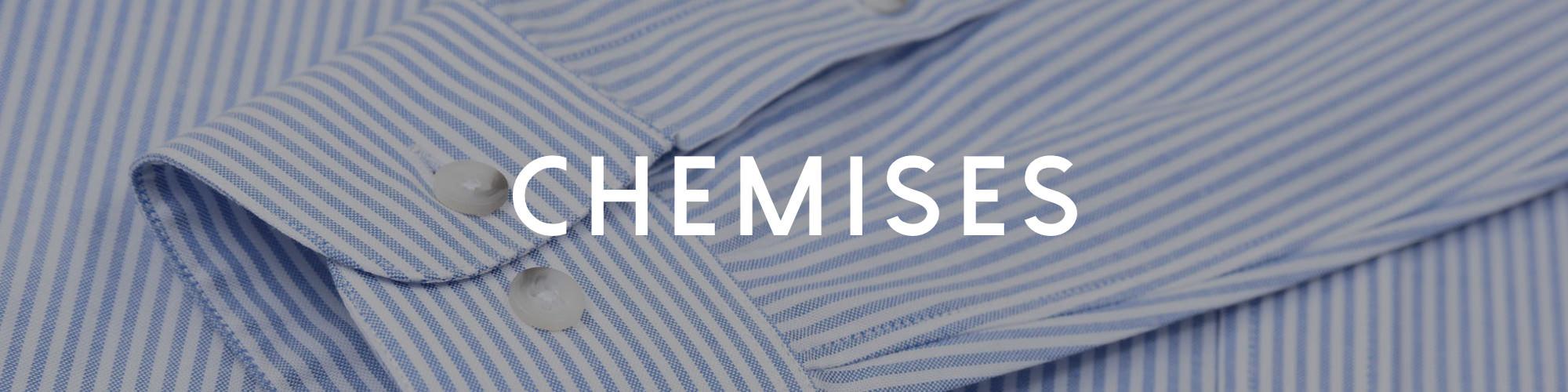 meilleures marques chemises homme