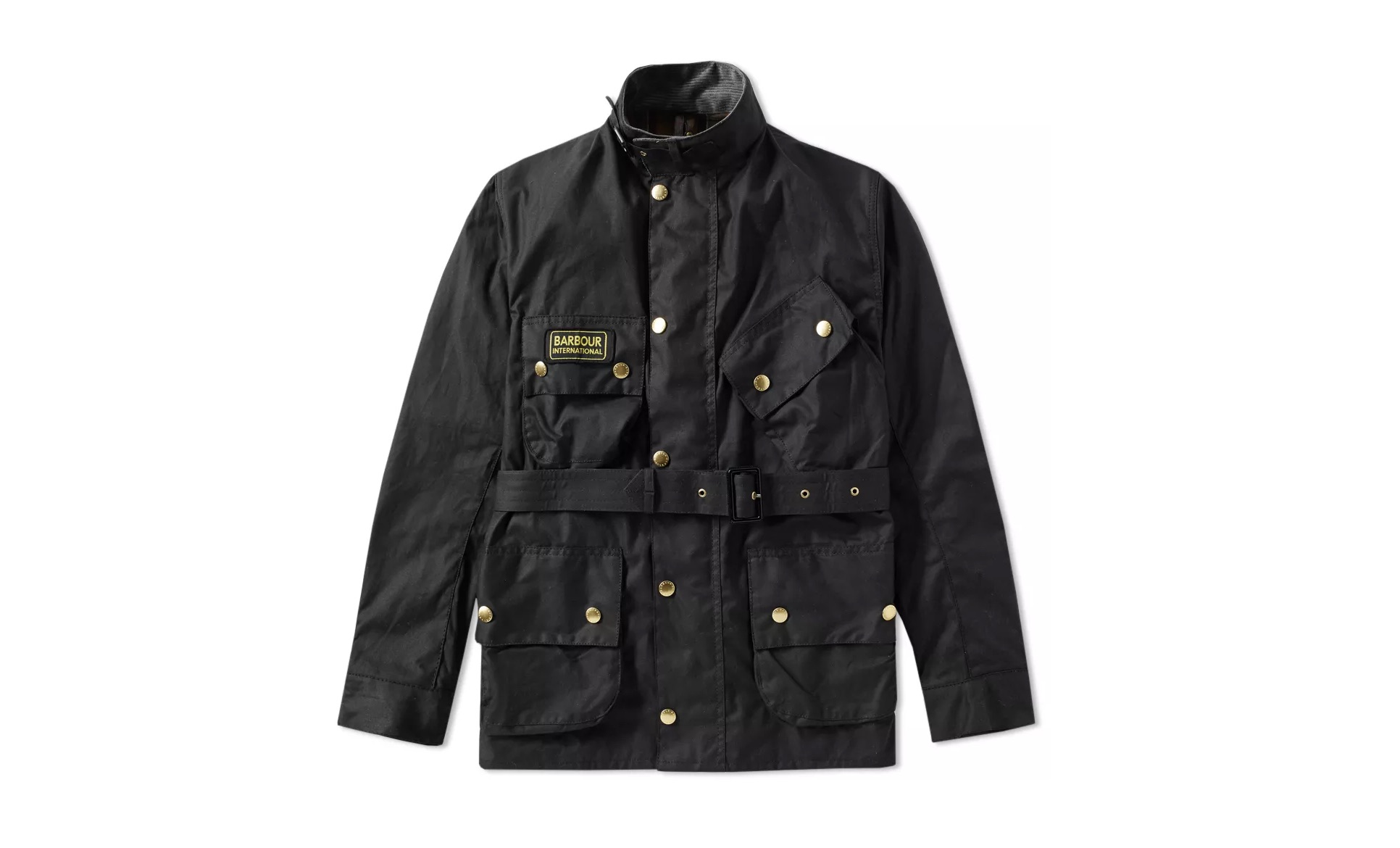 barbour international mythique veste moto