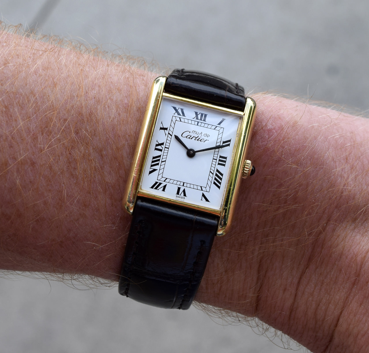 must cartier vintage