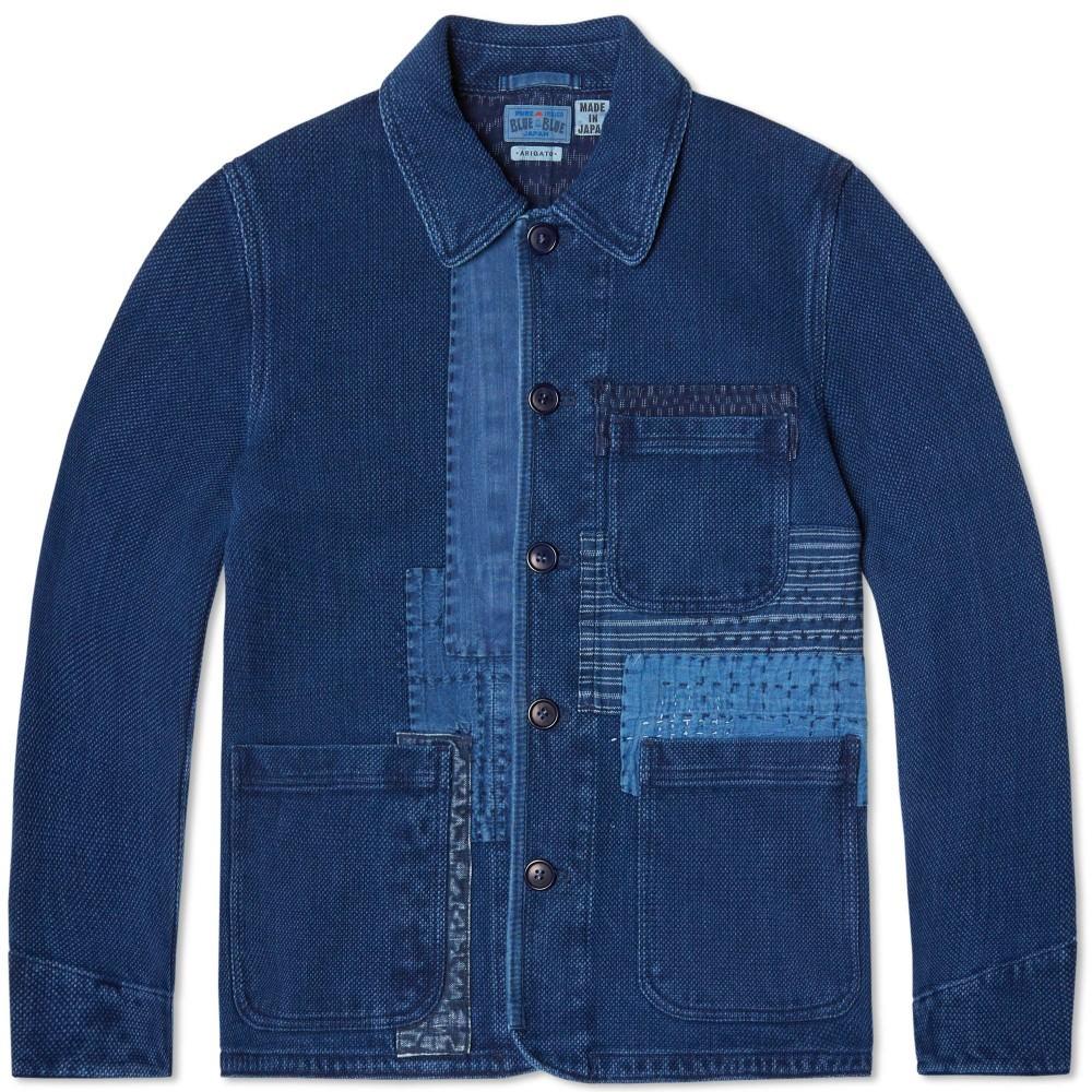 veste blue blue japan
