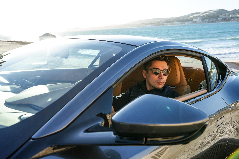lunettes Hackett Aston Martin
