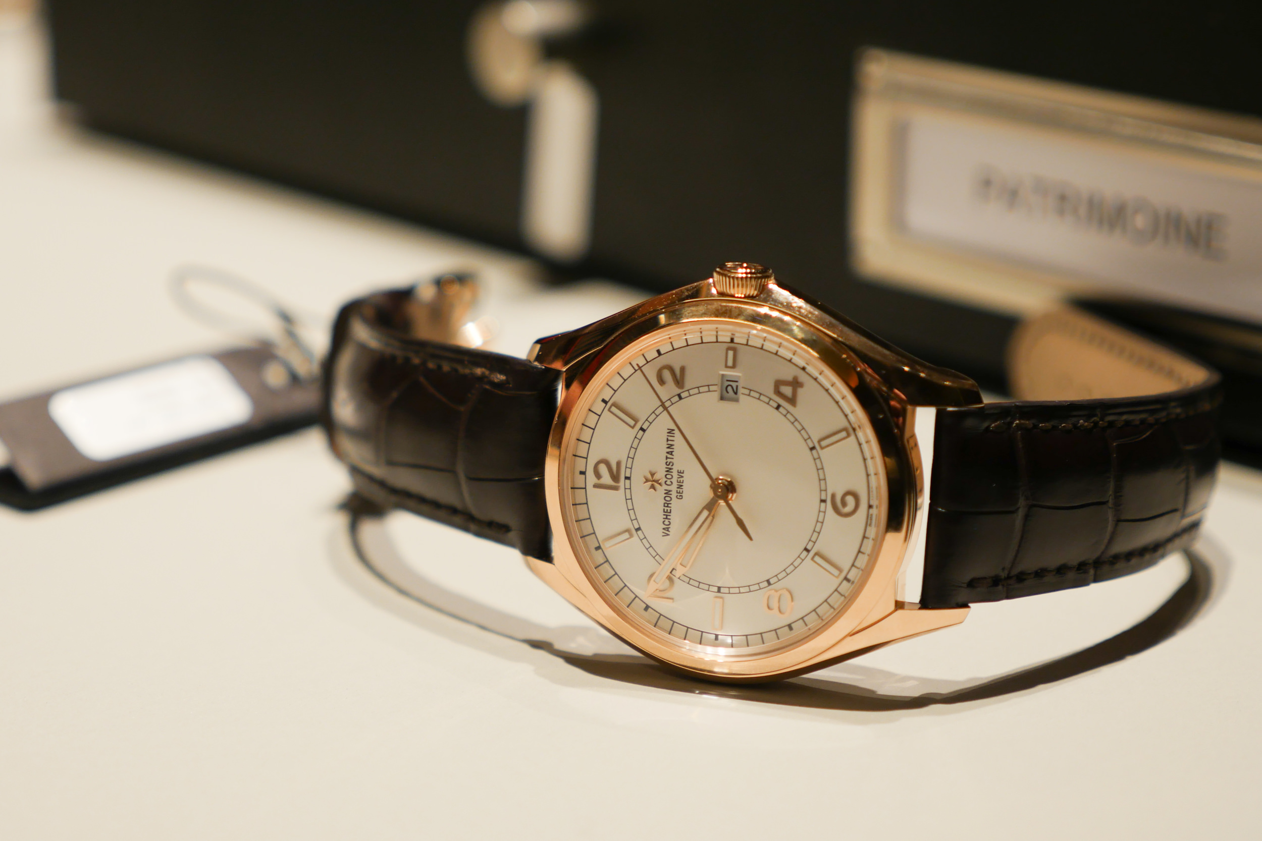 vacheron constantin fiftysix or rose